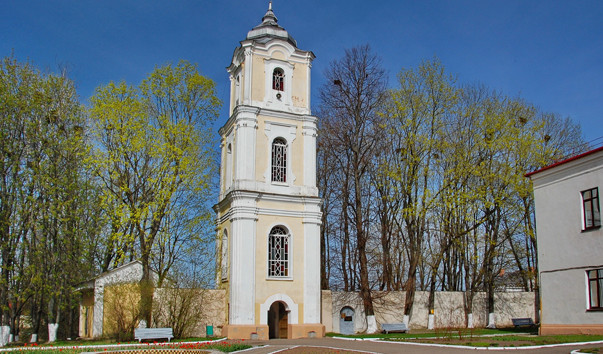 191764 603x354 2 - Монастырь бенедиктинок в Несвиже