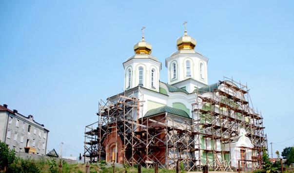 191766 603x354 2 - Церковь Вознесения Господня в Несвиже