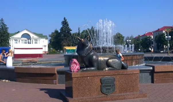 198543 603x354 2 - Памятник Волку в Волковыске