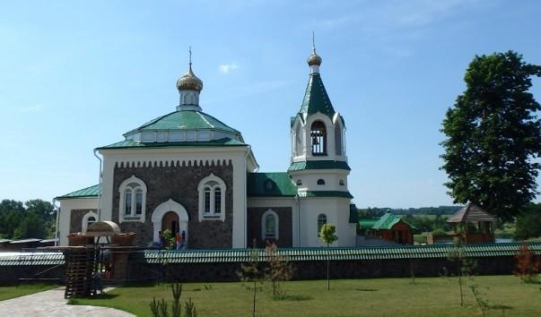 199342 603x354 2 - Церковь Космы и Дамиана в Вишнево