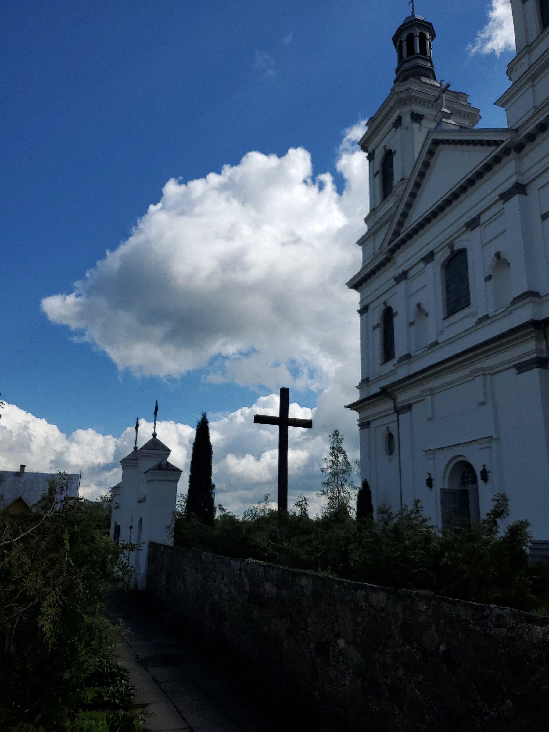 20200606 110820 rotated e1605867668529 - Костел Святого Андрея Баболи в Лынтупах