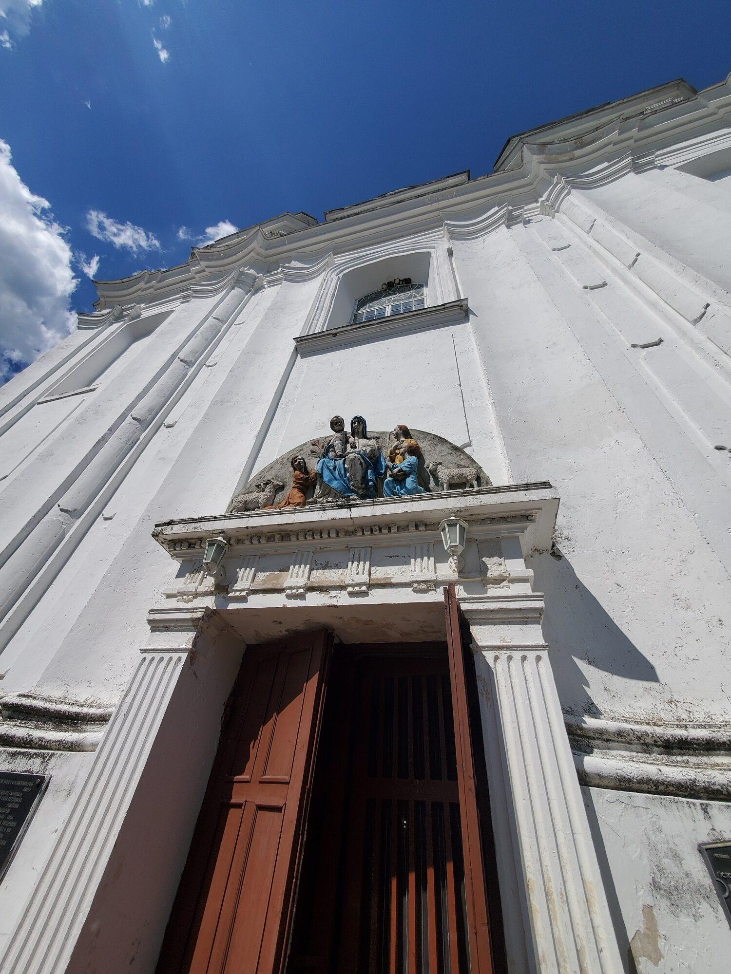 20200606 150853 rotated - Костел Святой Троицы в деревне Дуниловичи