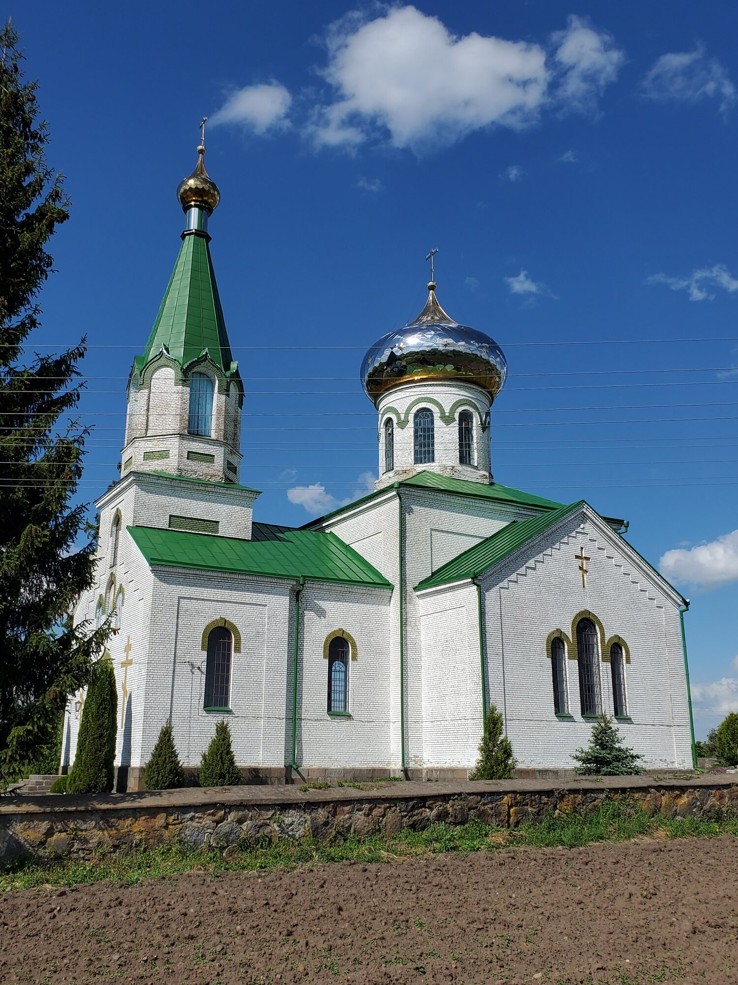 20200606 163546 rotated - Церковь Святого Георгия Победоносца в Ситцах
