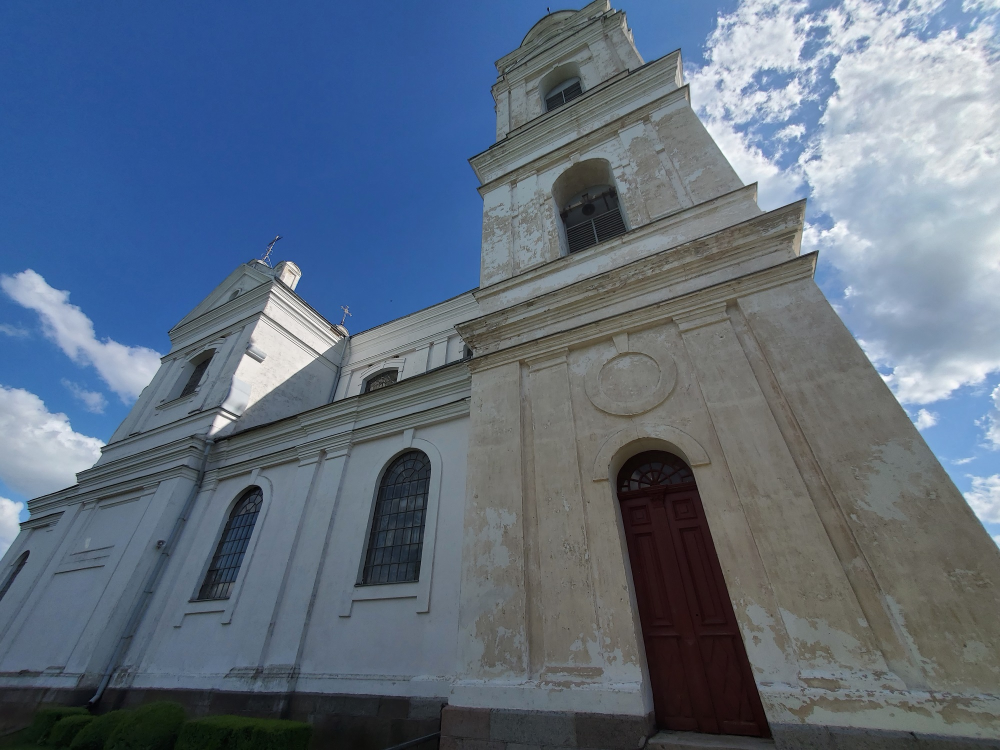 20200606 164833 - Костел Пресвятой Девы Марии в деревне Парафьяново