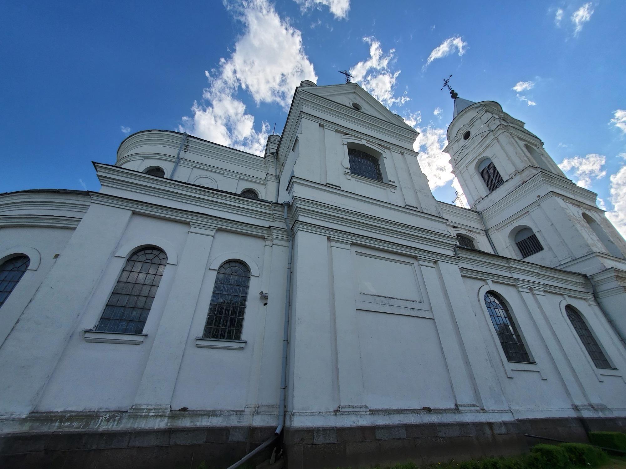 20200606 164931 - Костел Пресвятой Девы Марии в деревне Парафьяново