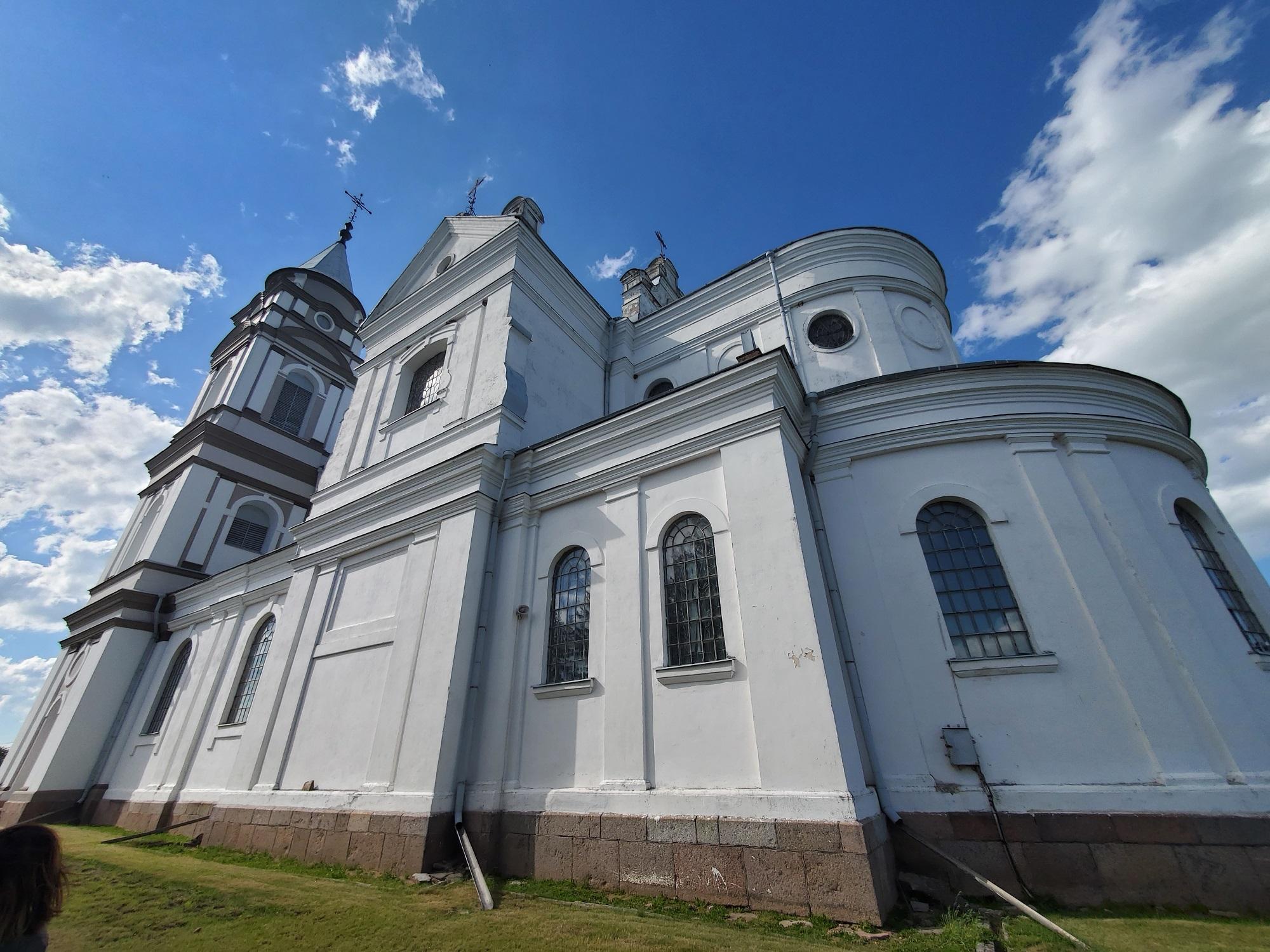 20200606 165127 - Костел Пресвятой Девы Марии в деревне Парафьяново