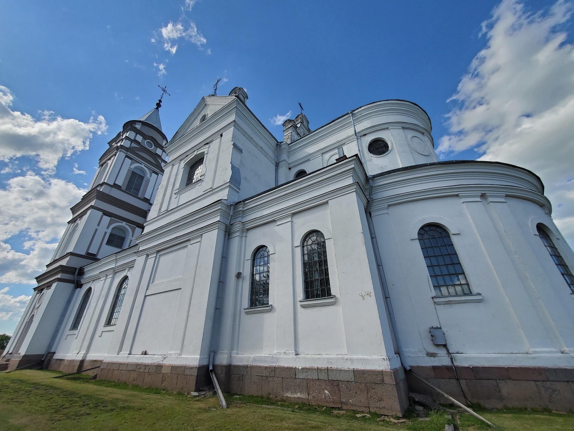 20200606 165129 - Костел Пресвятой Девы Марии в деревне Парафьяново