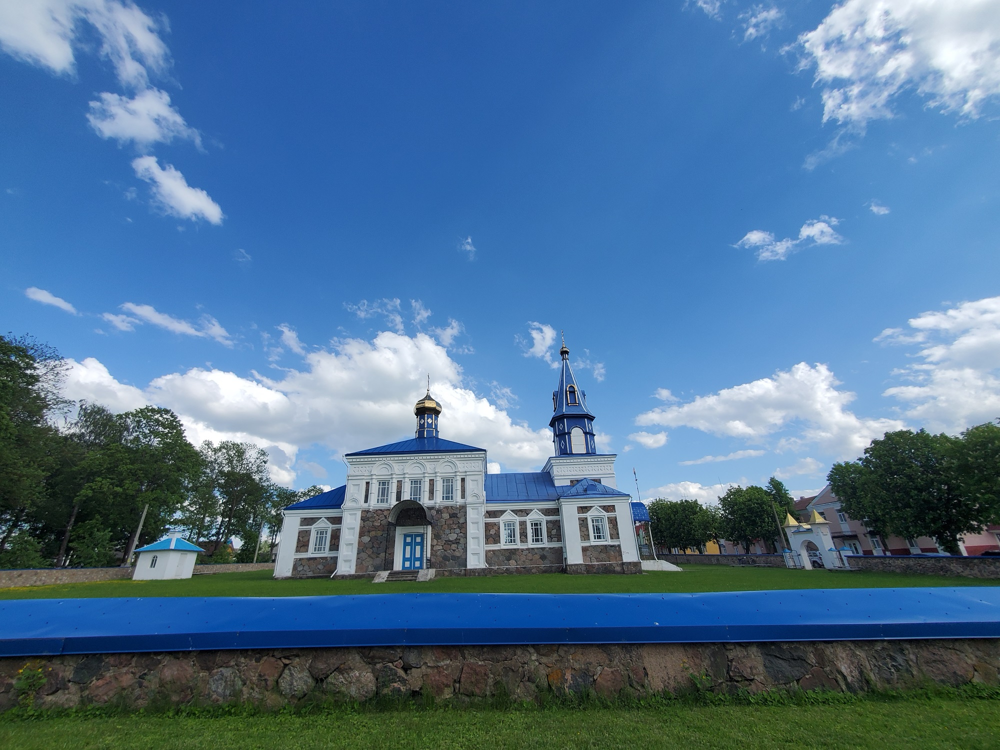 20200606 171357 - Свято-Покровская церковь в Докшицах