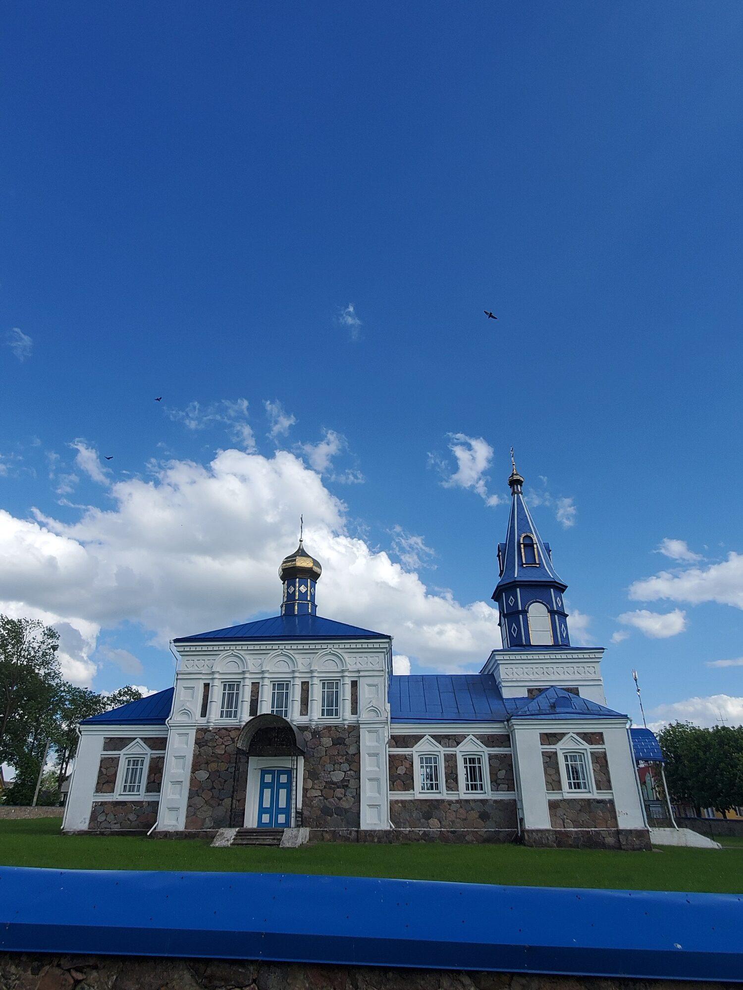 20200606 171402 rotated - Свято-Покровская церковь в Докшицах
