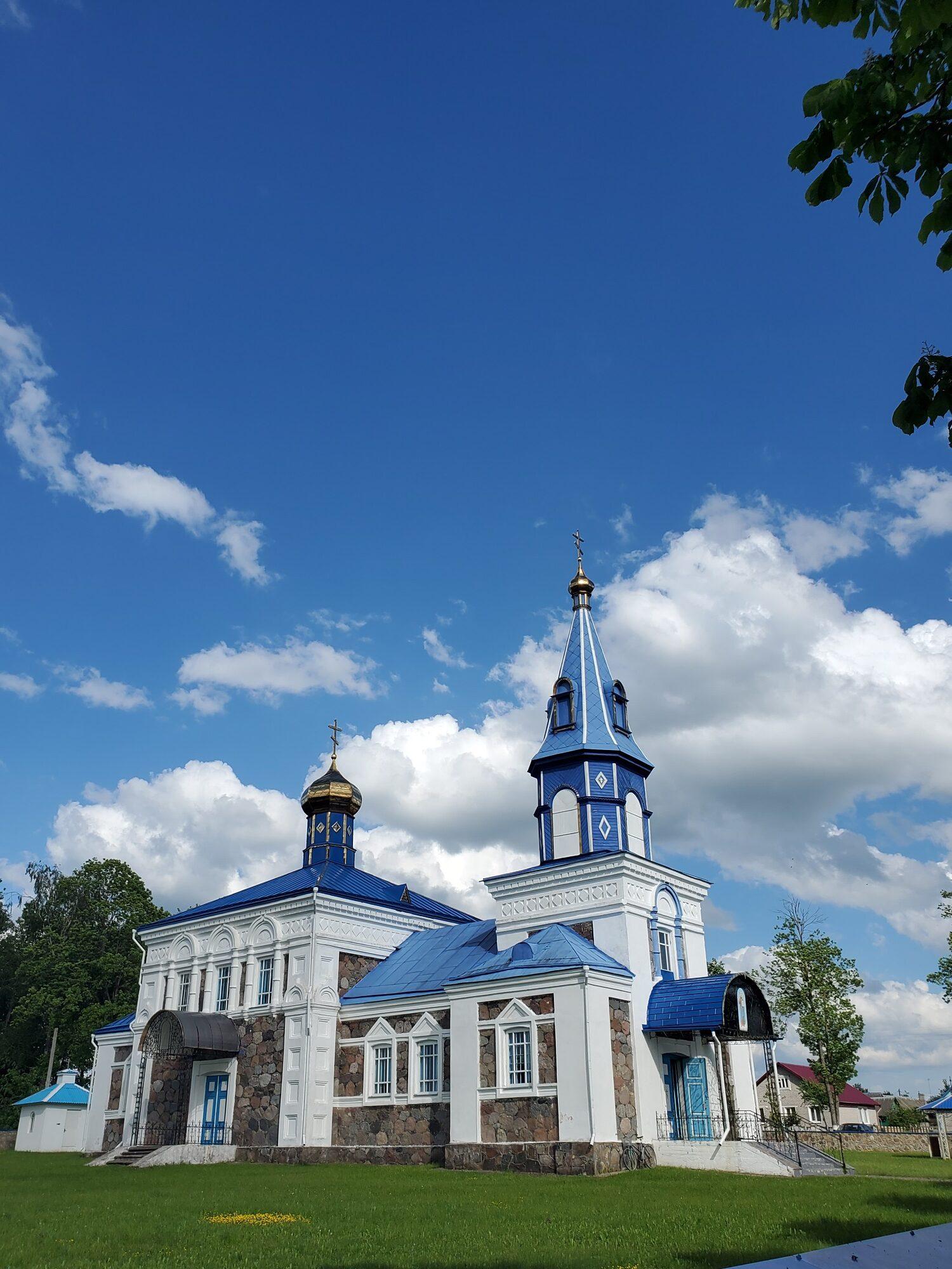 20200606 171512 rotated - Свято-Покровская церковь в Докшицах