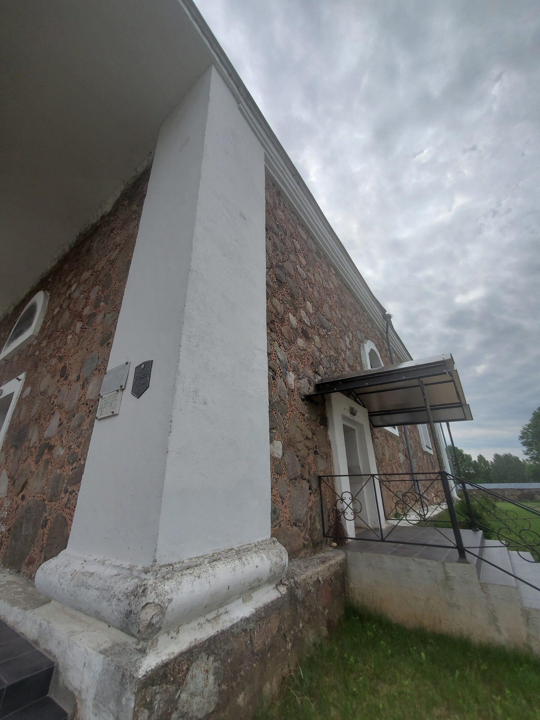 20200703 113526 rotated - Костел Вознесения Девы Марии в Дерковщине