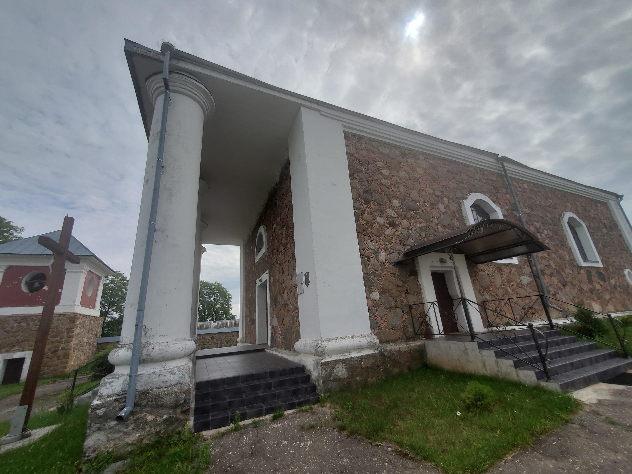 20200703 113536 - Костел Вознесения Девы Марии в Дерковщине