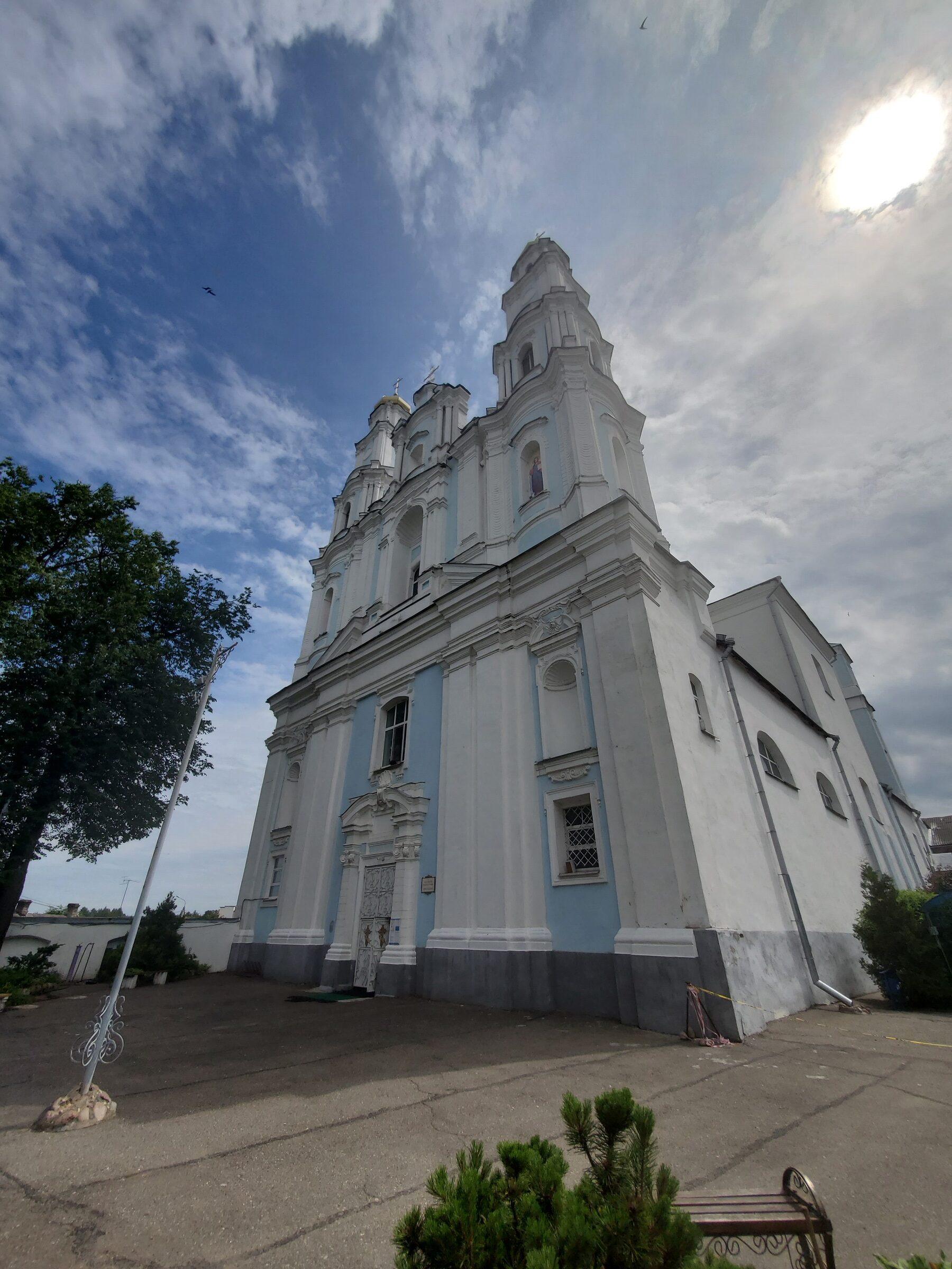 20200703 121413 1 rotated - Собор Рождества Пресвятой Богородицы в Глубоком