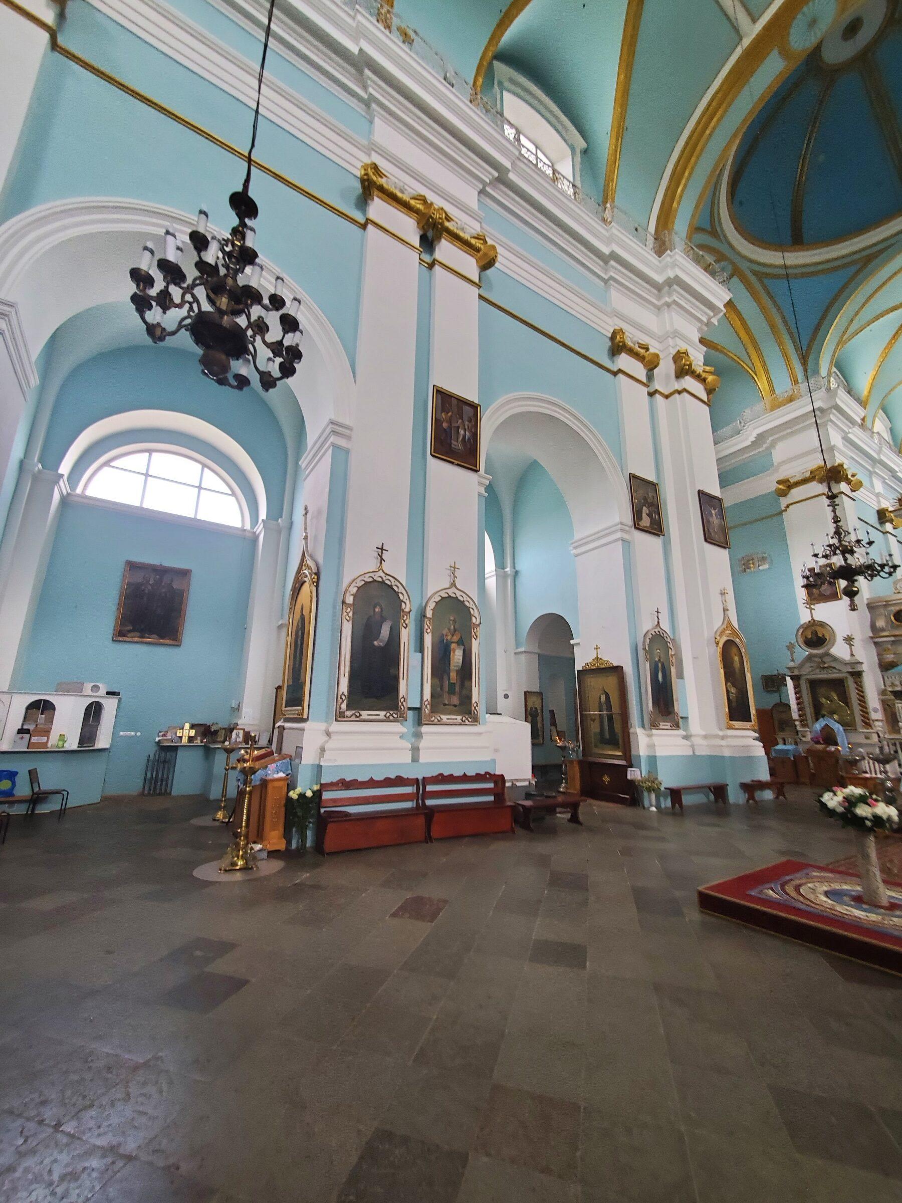 20200703 121924 rotated - Собор Рождества Пресвятой Богородицы в Глубоком