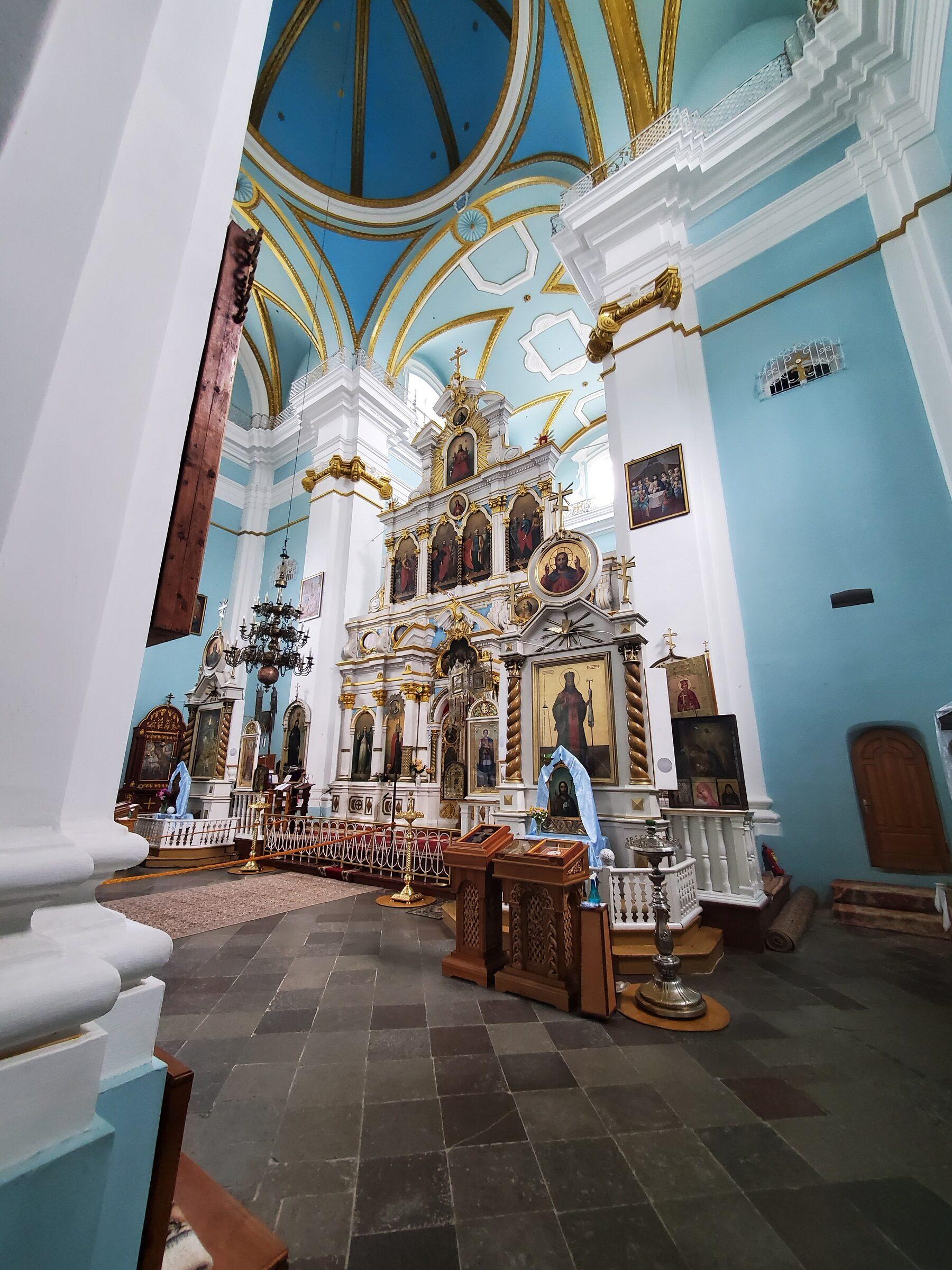 20200703 122040 rotated - Собор Рождества Пресвятой Богородицы в Глубоком