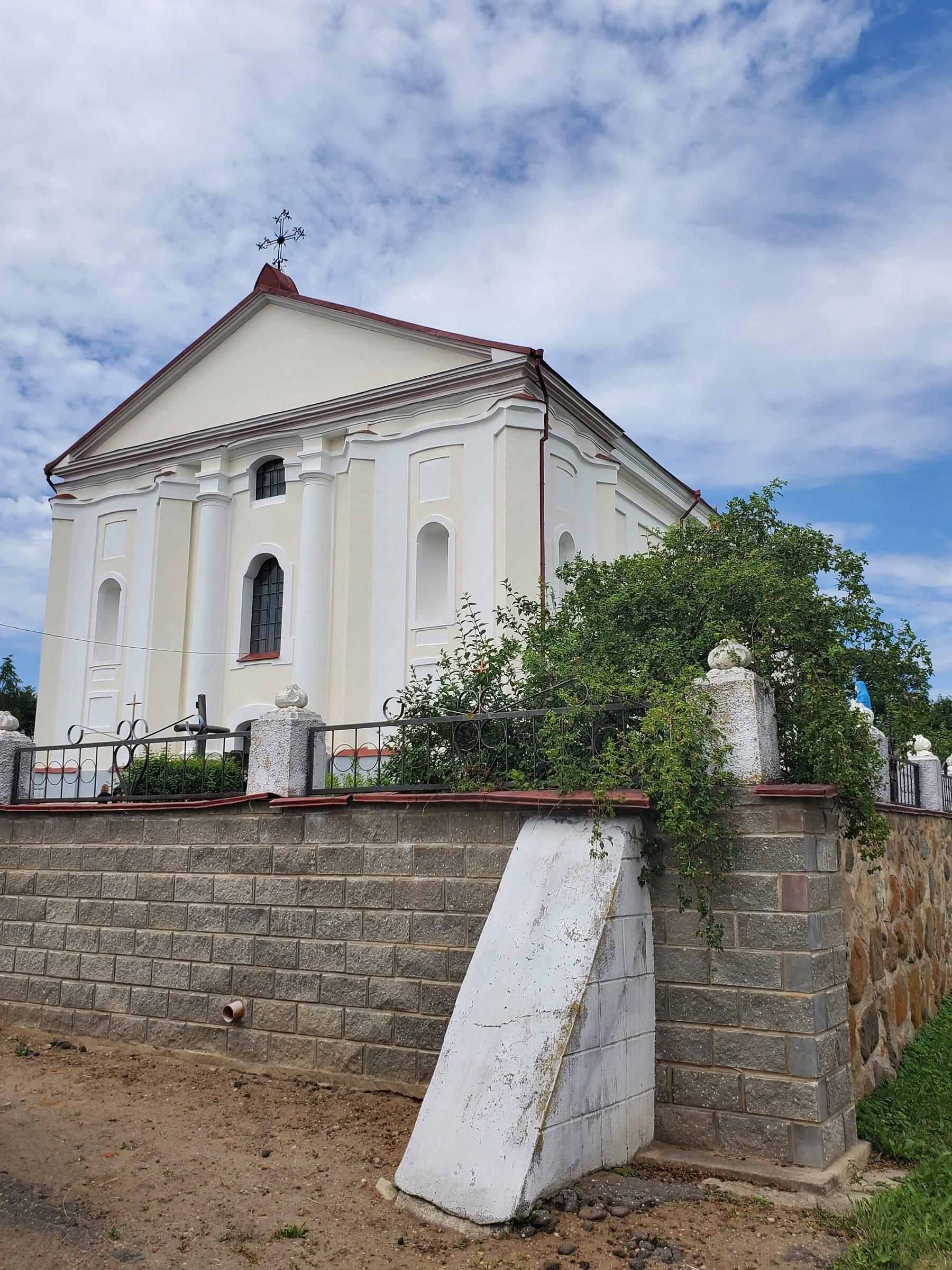 20200703 133355 2 rotated - Храм Непорочного Зачатия Девы Марии в Удело