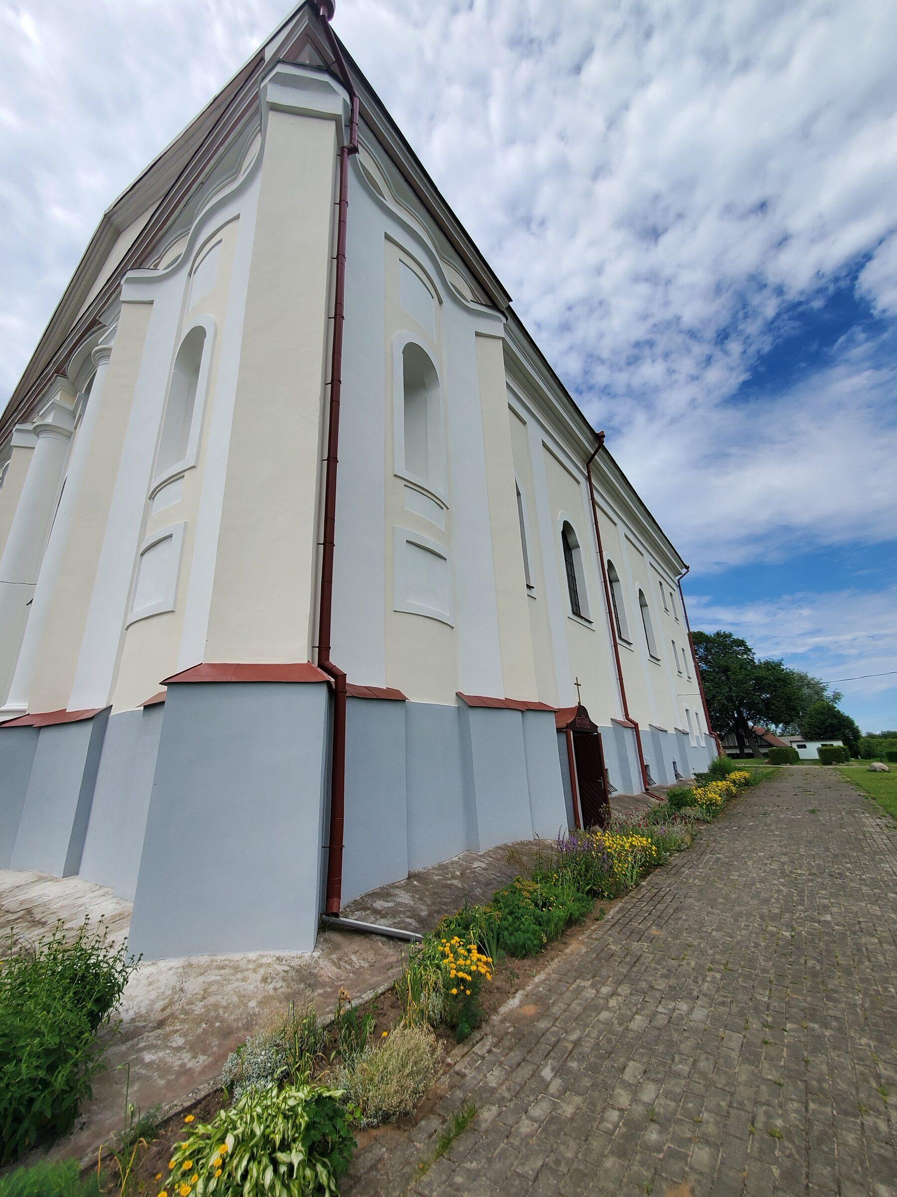 20200703 133532 rotated - Храм Непорочного Зачатия Девы Марии в Удело