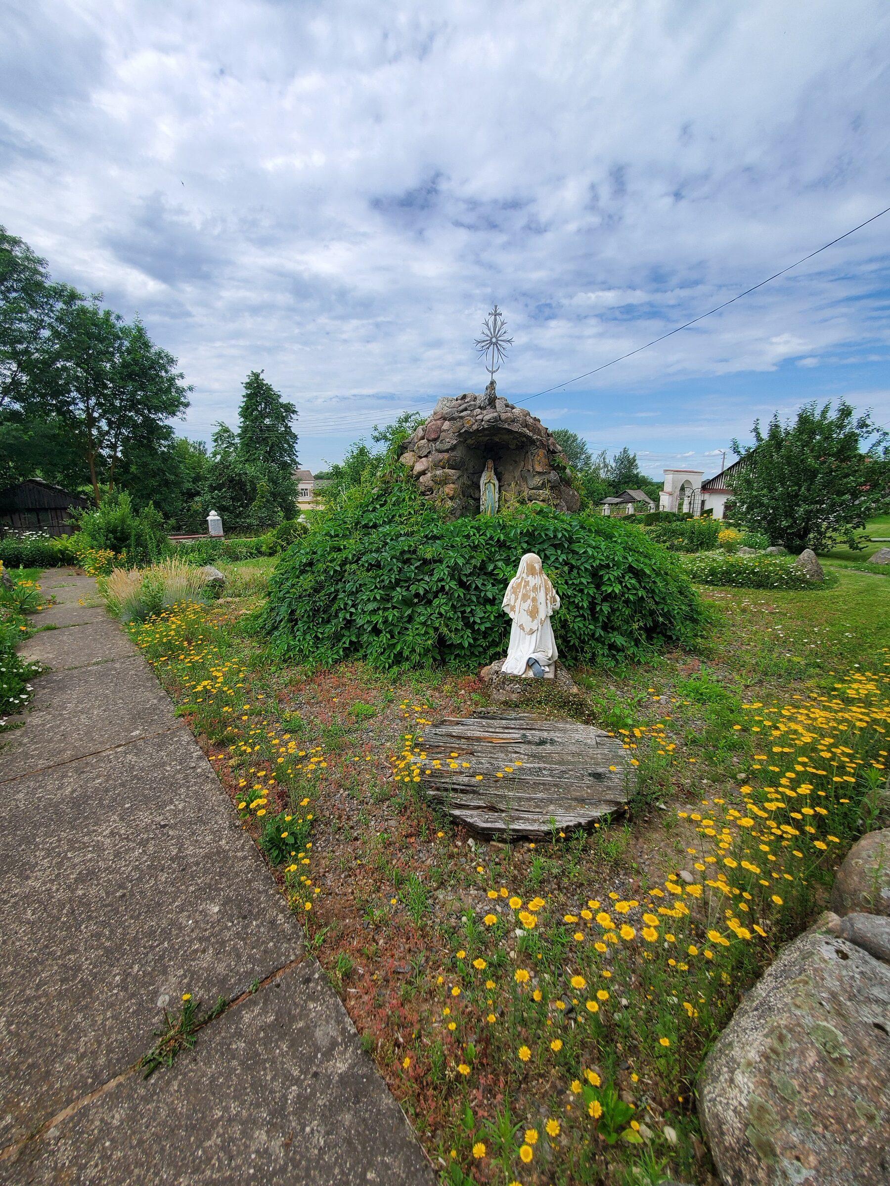 20200703 133816 rotated - Храм Непорочного Зачатия Девы Марии в Удело