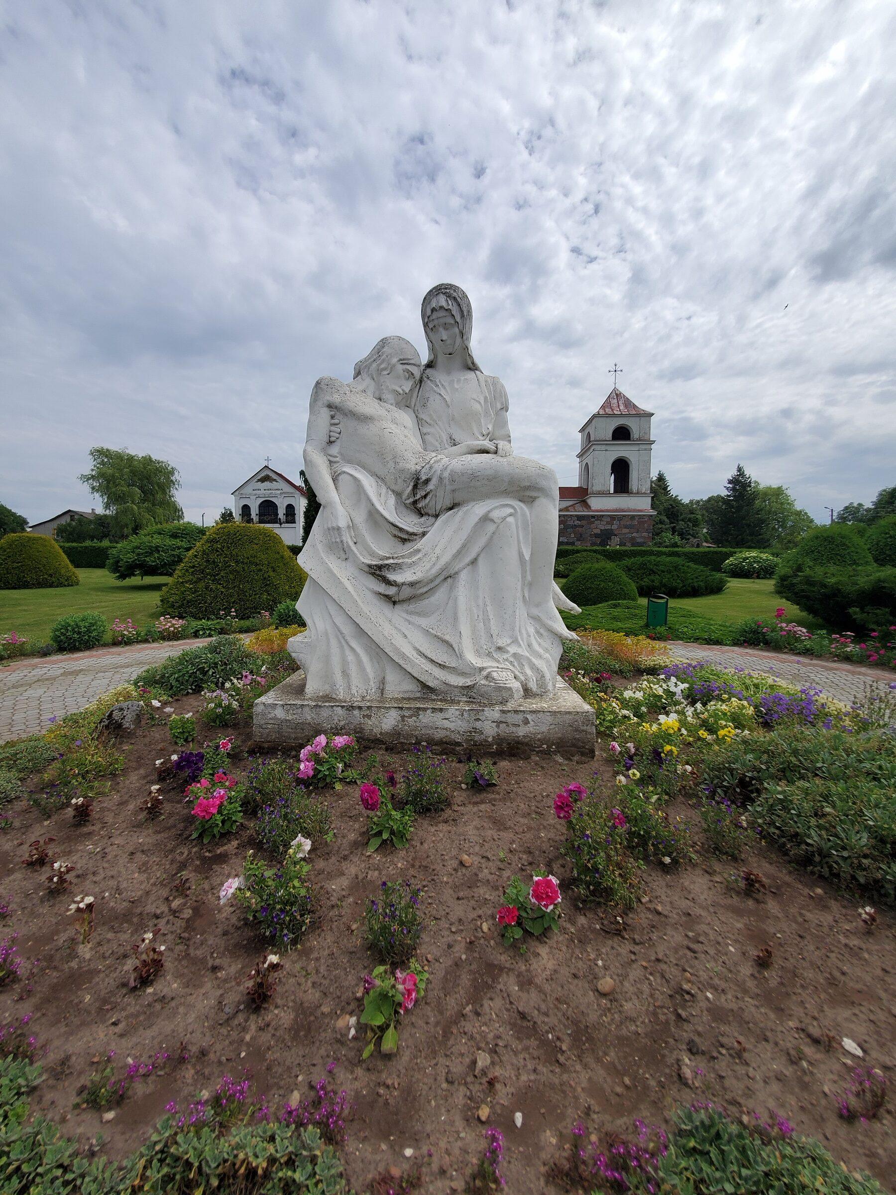 20200703 135717 rotated - Копия статуи Микеланджело в деревне Мосар