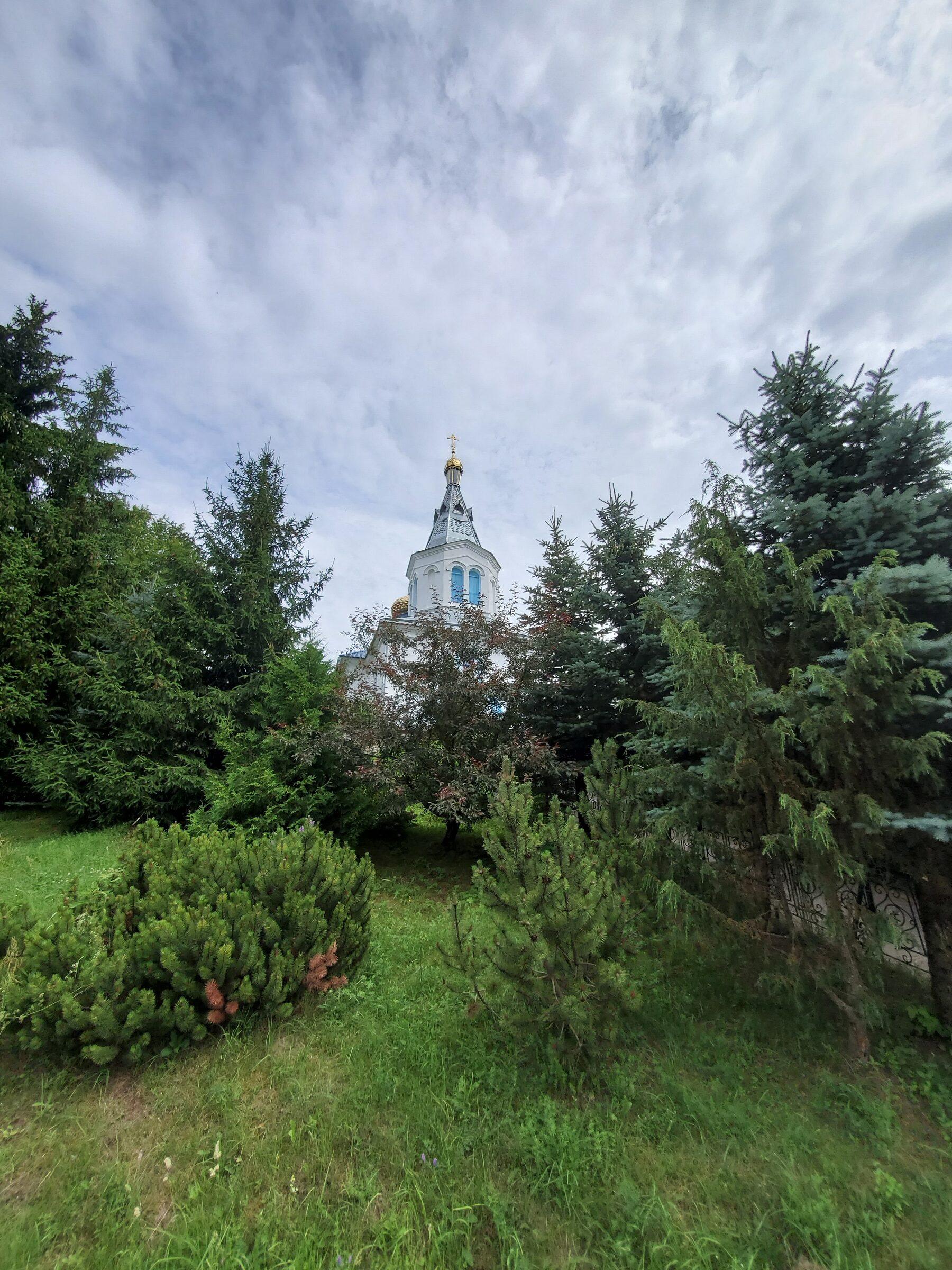 20200703 151312 rotated - Покровская церковь в деревне Бушики