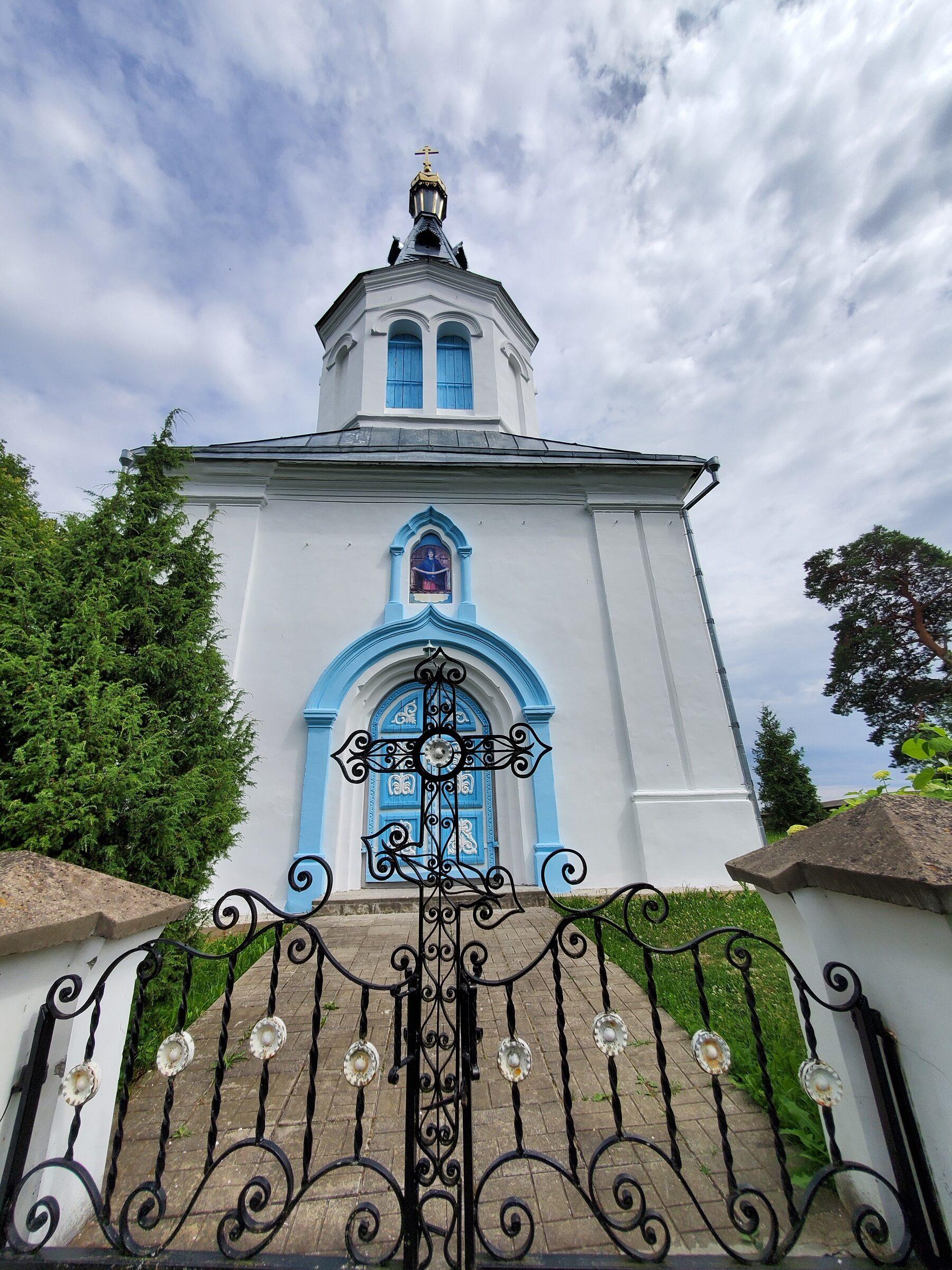 20200703 151359 rotated - Покровская церковь в деревне Бушики