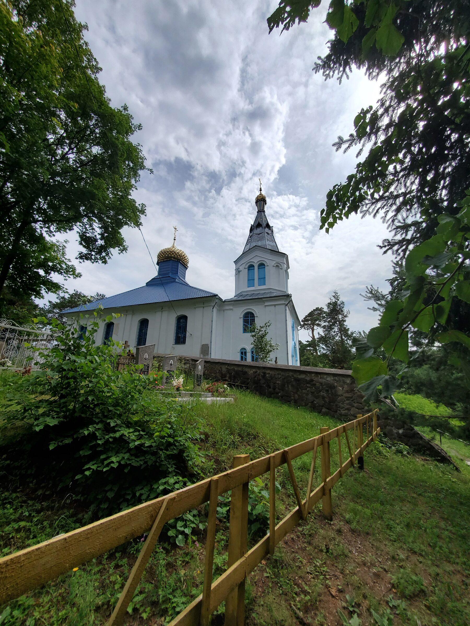 20200703 151602 rotated - Покровская церковь в деревне Бушики
