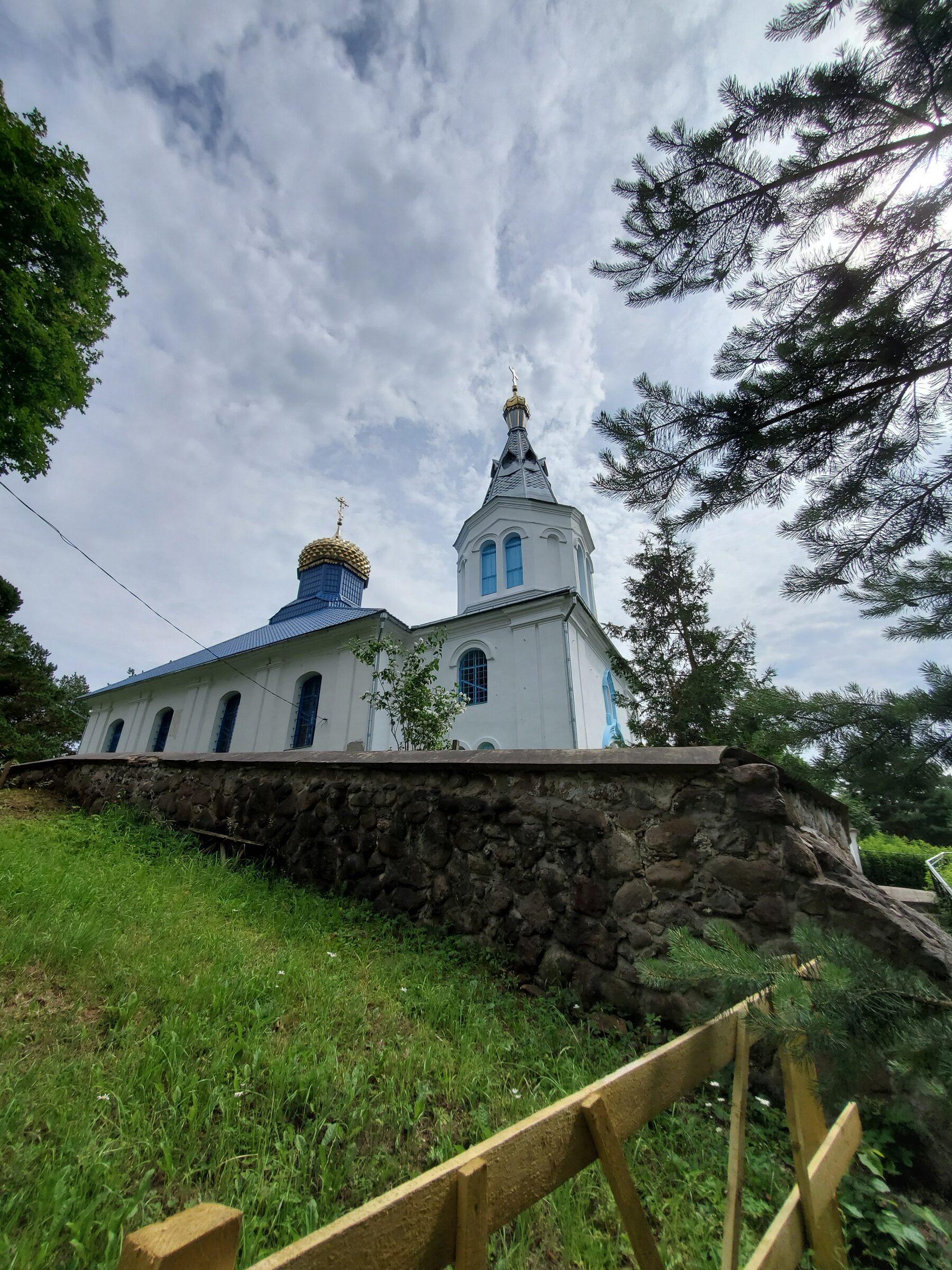 20200703 151614 1 rotated - Покровская церковь в деревне Бушики