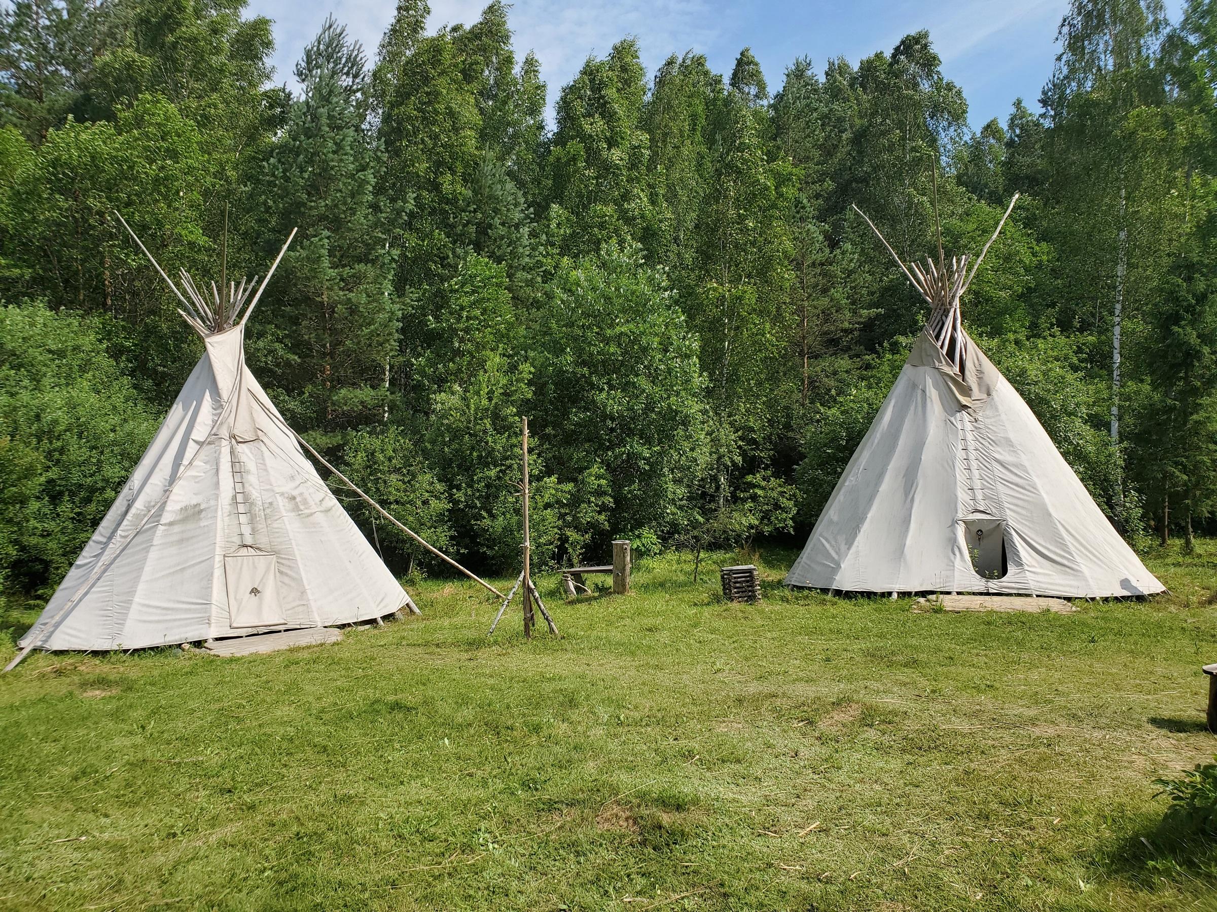 20200705 104041 - Путешествие в настоящую индейскую деревню