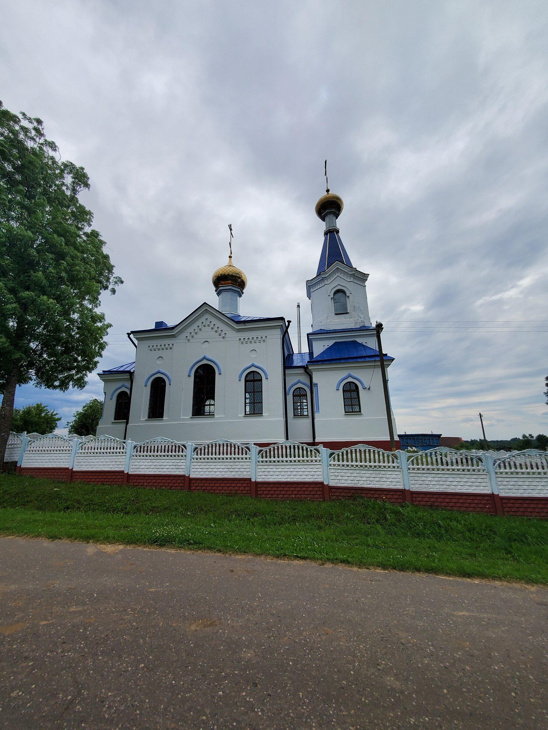 20200705 125132 rotated - Церковь Святых Апостолов Петра и Павла в Прозороках
