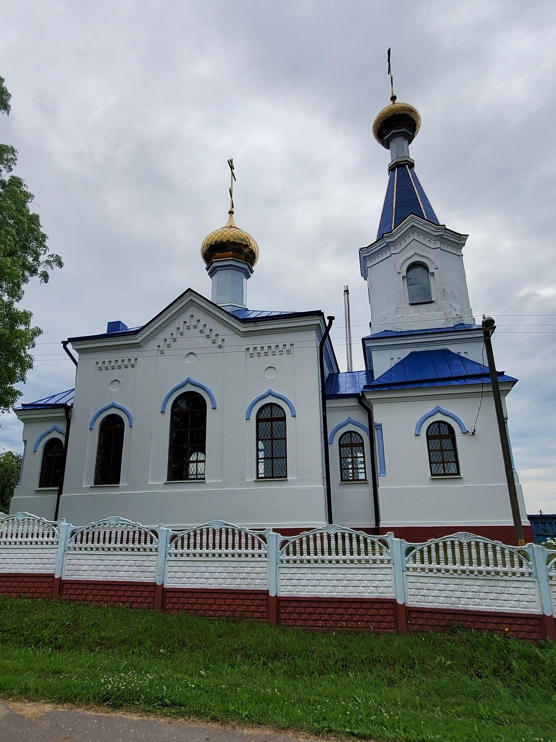20200705 125136 rotated - Церковь Святых Апостолов Петра и Павла в Прозороках