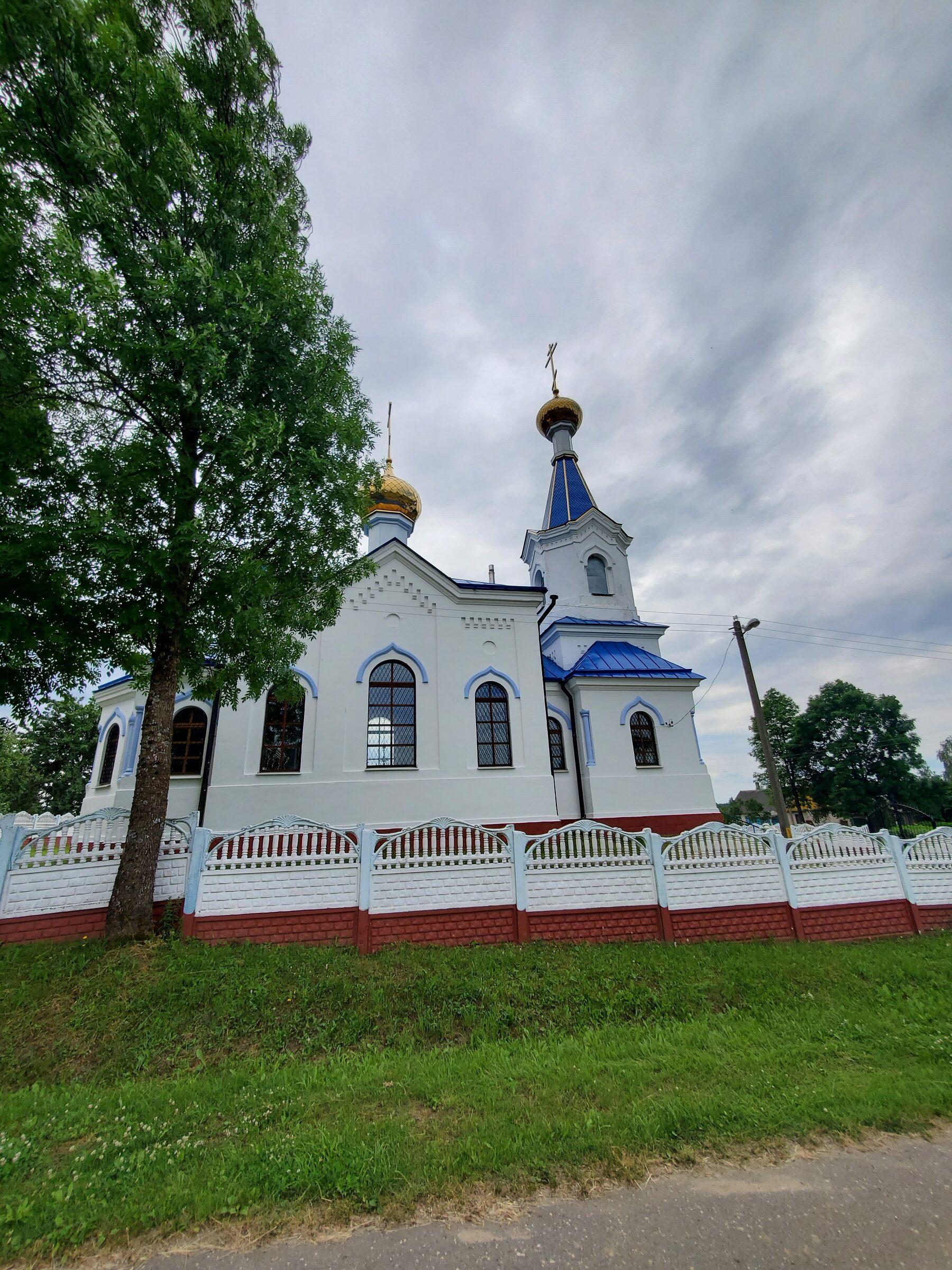 20200705 125150 rotated - Церковь Святых Апостолов Петра и Павла в Прозороках