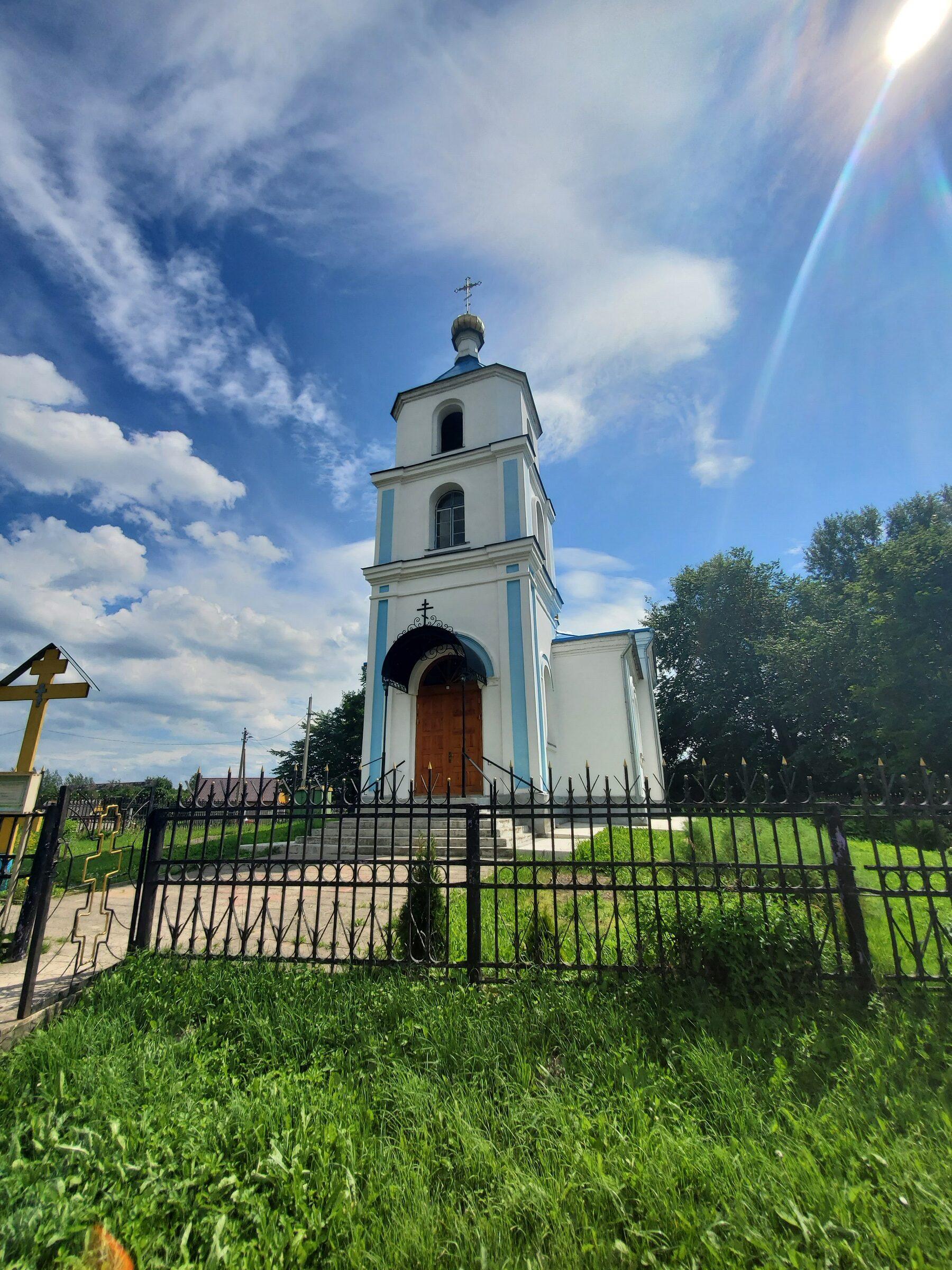 20200705 143353 1 rotated - Церковь Святой Параскевы Пятницы и усадьба Гребницких в Ореховно