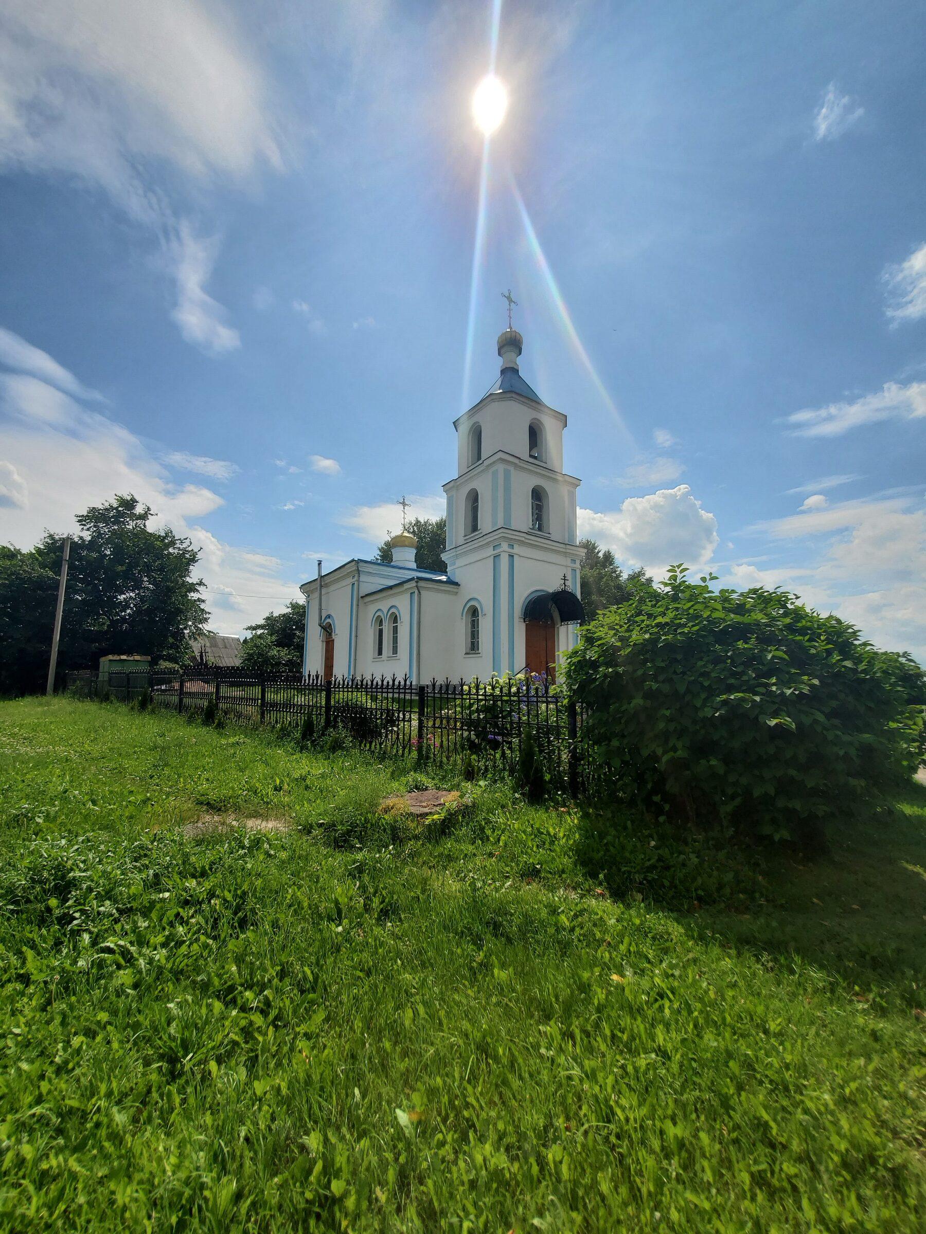 20200705 143424 rotated - Церковь Святой Параскевы Пятницы и усадьба Гребницких в Ореховно