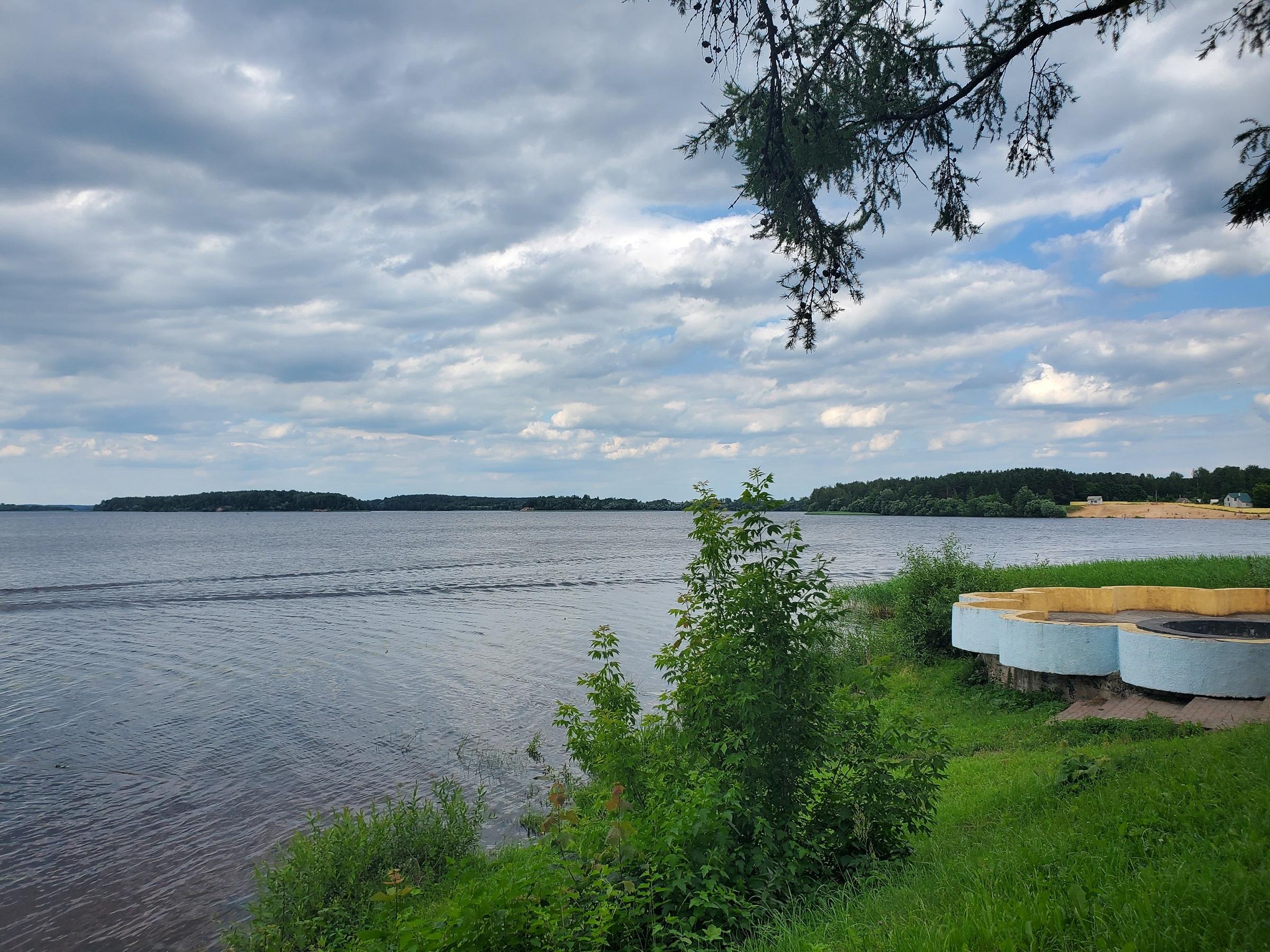 20200705 154459 - Лепельское озеро