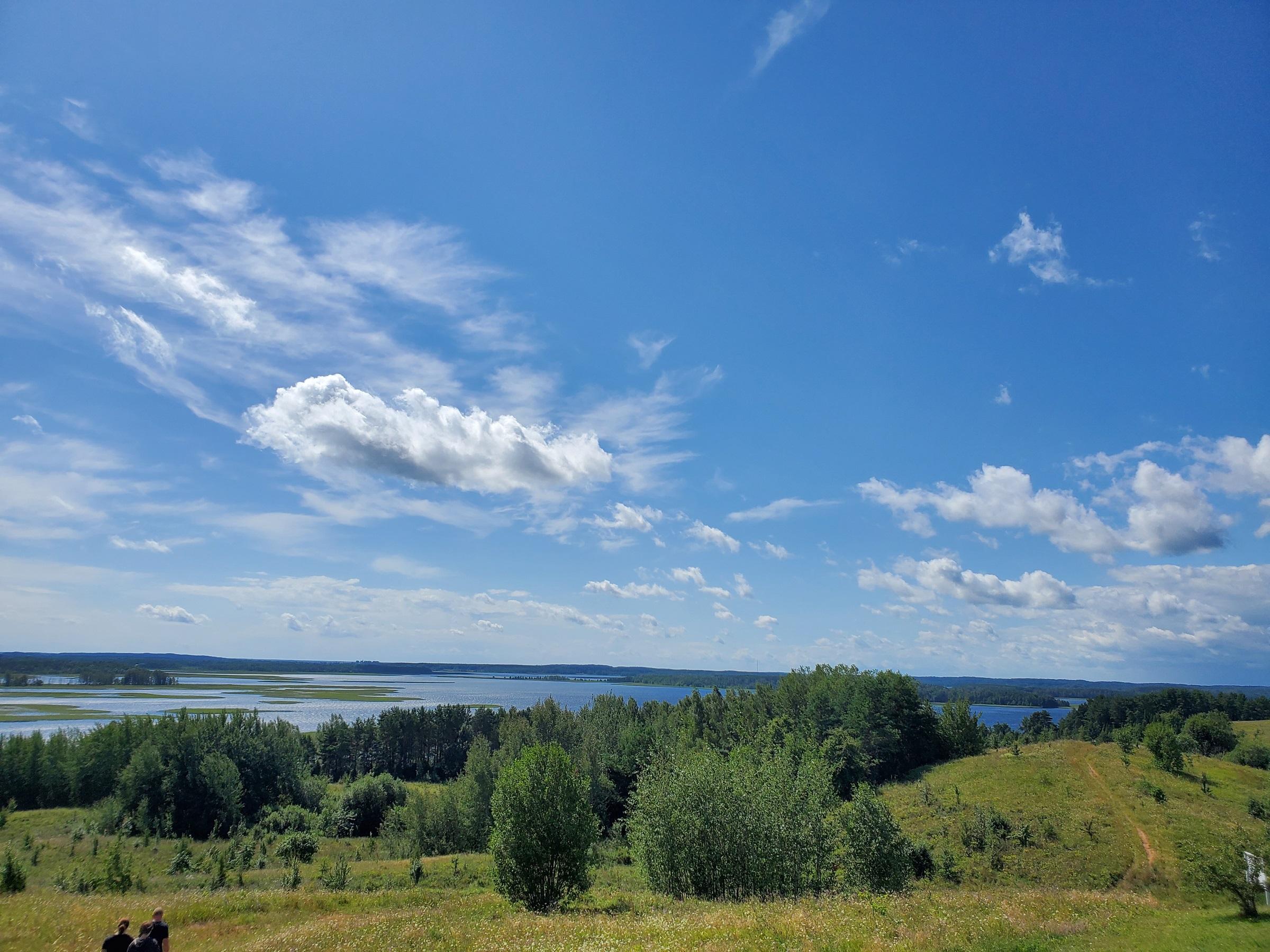 20200730 122711 2 - Гора Маяк на Браславских озерах