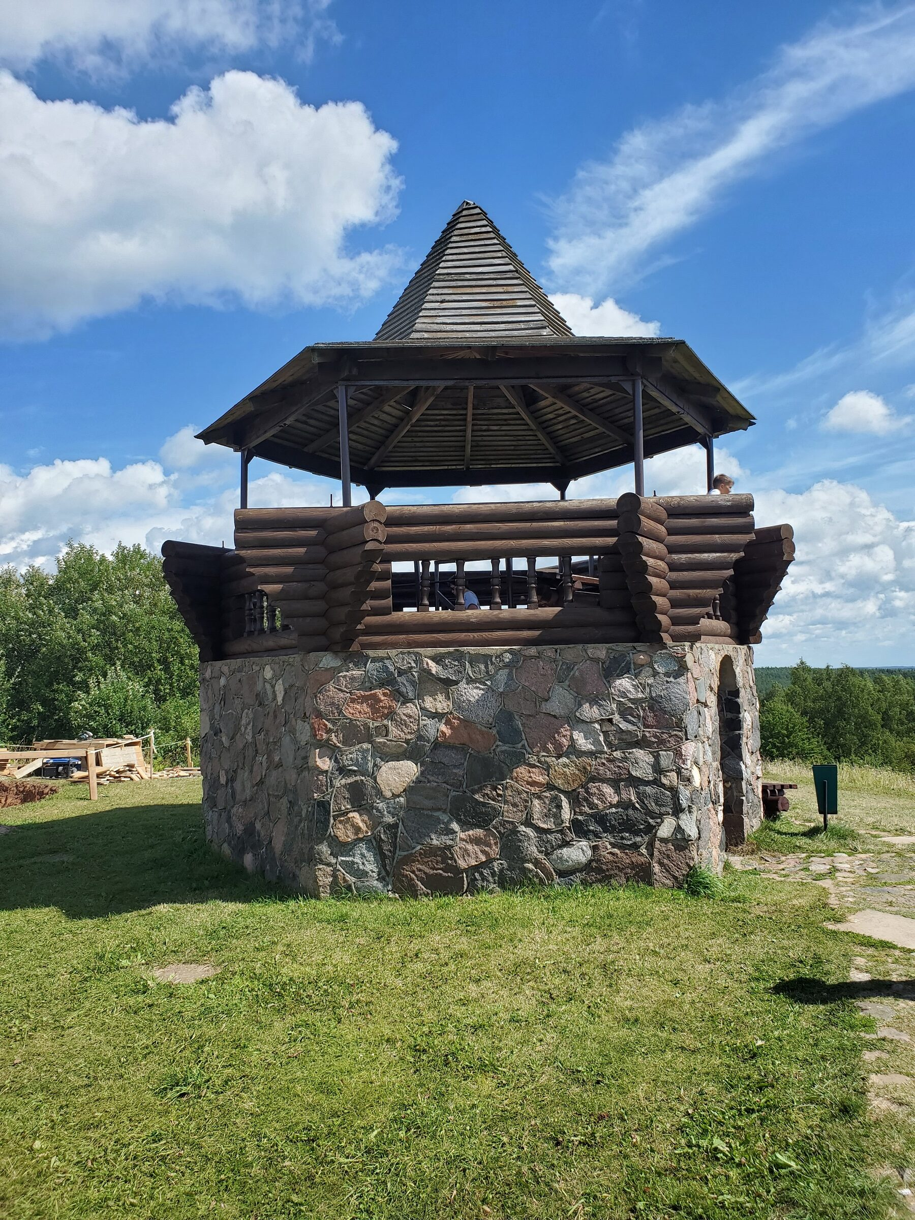 20200730 122925 rotated - Гора Маяк на Браславских озерах