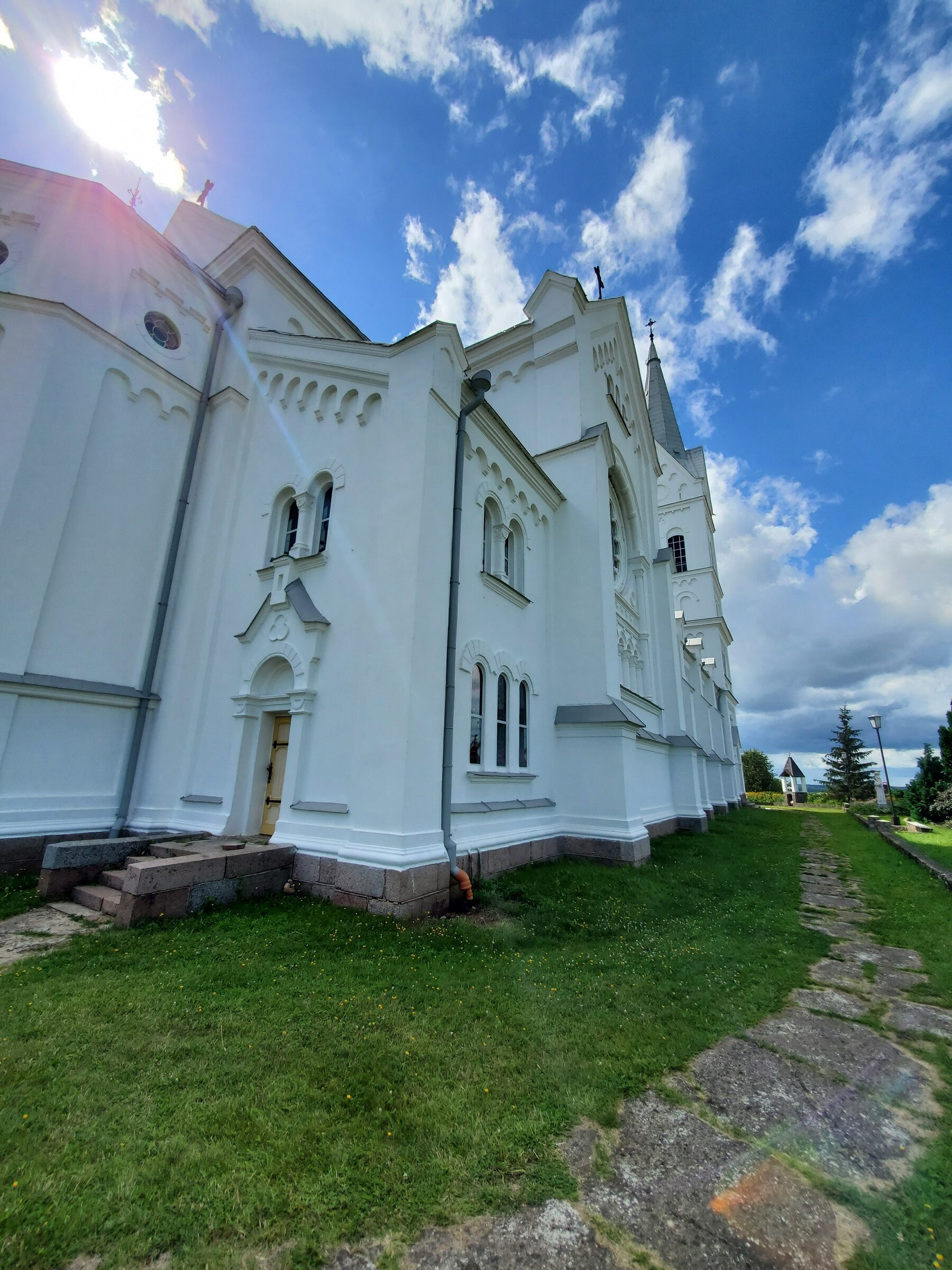 20200730 142117 rotated - Костел Божьего Провидения в Слободке