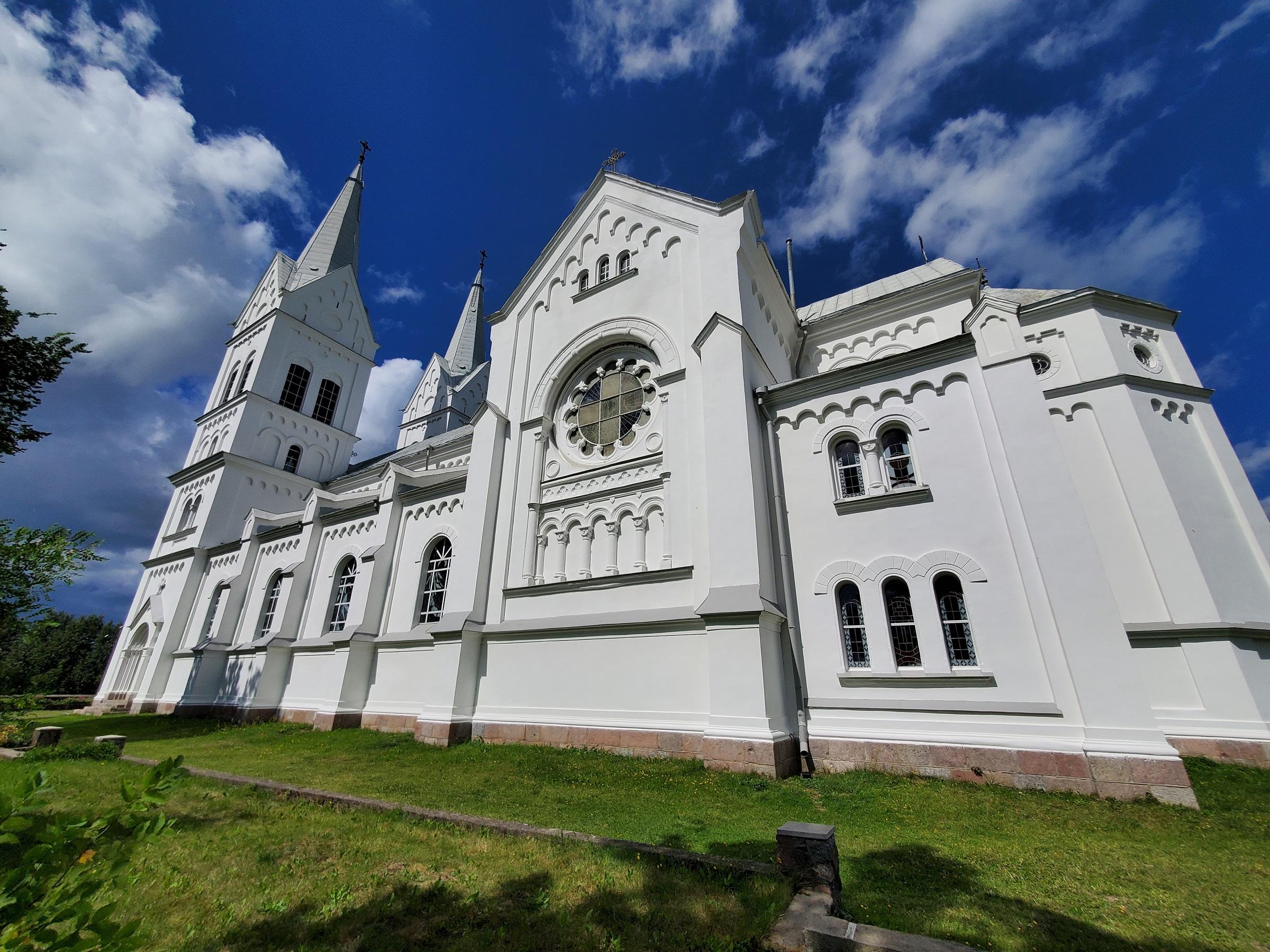 20200730 142243 - Костел Божьего Провидения в Слободке