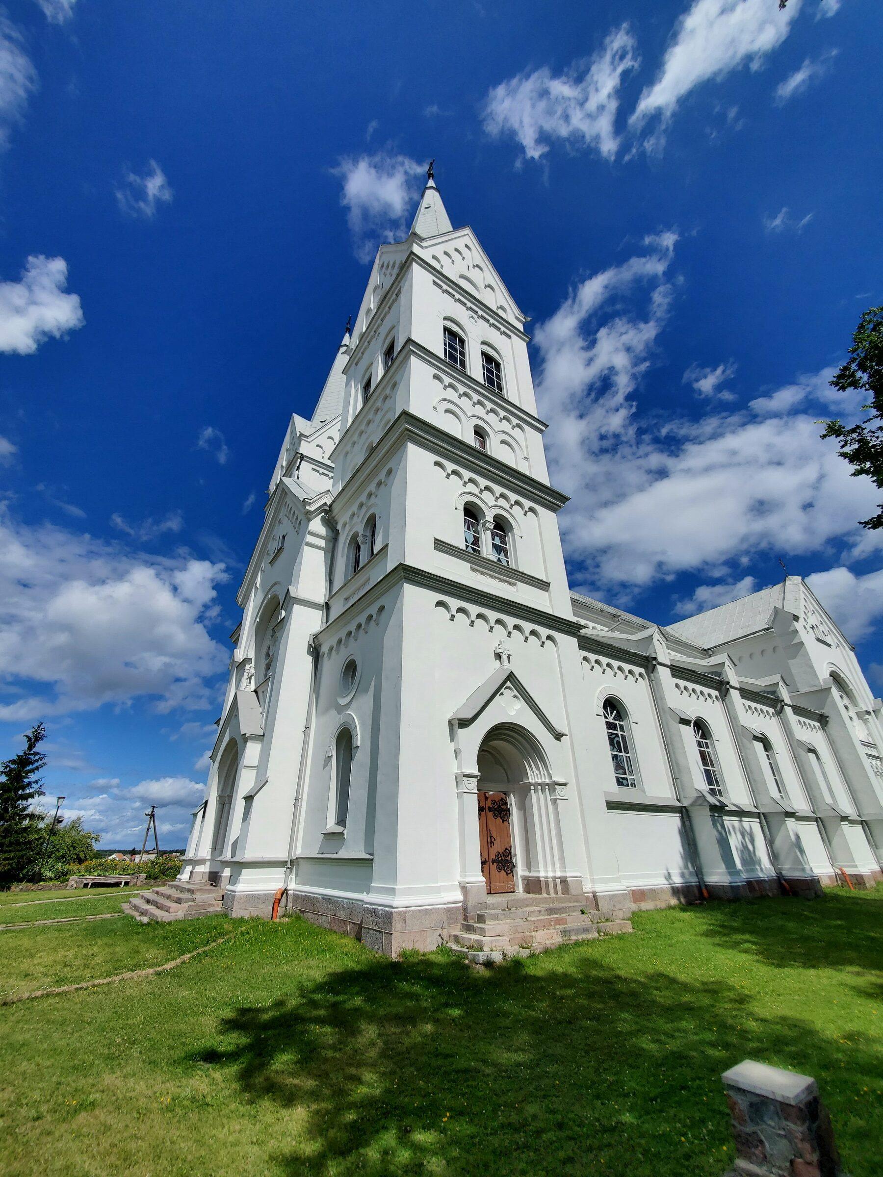 20200730 142418 rotated - Костел Божьего Провидения в Слободке
