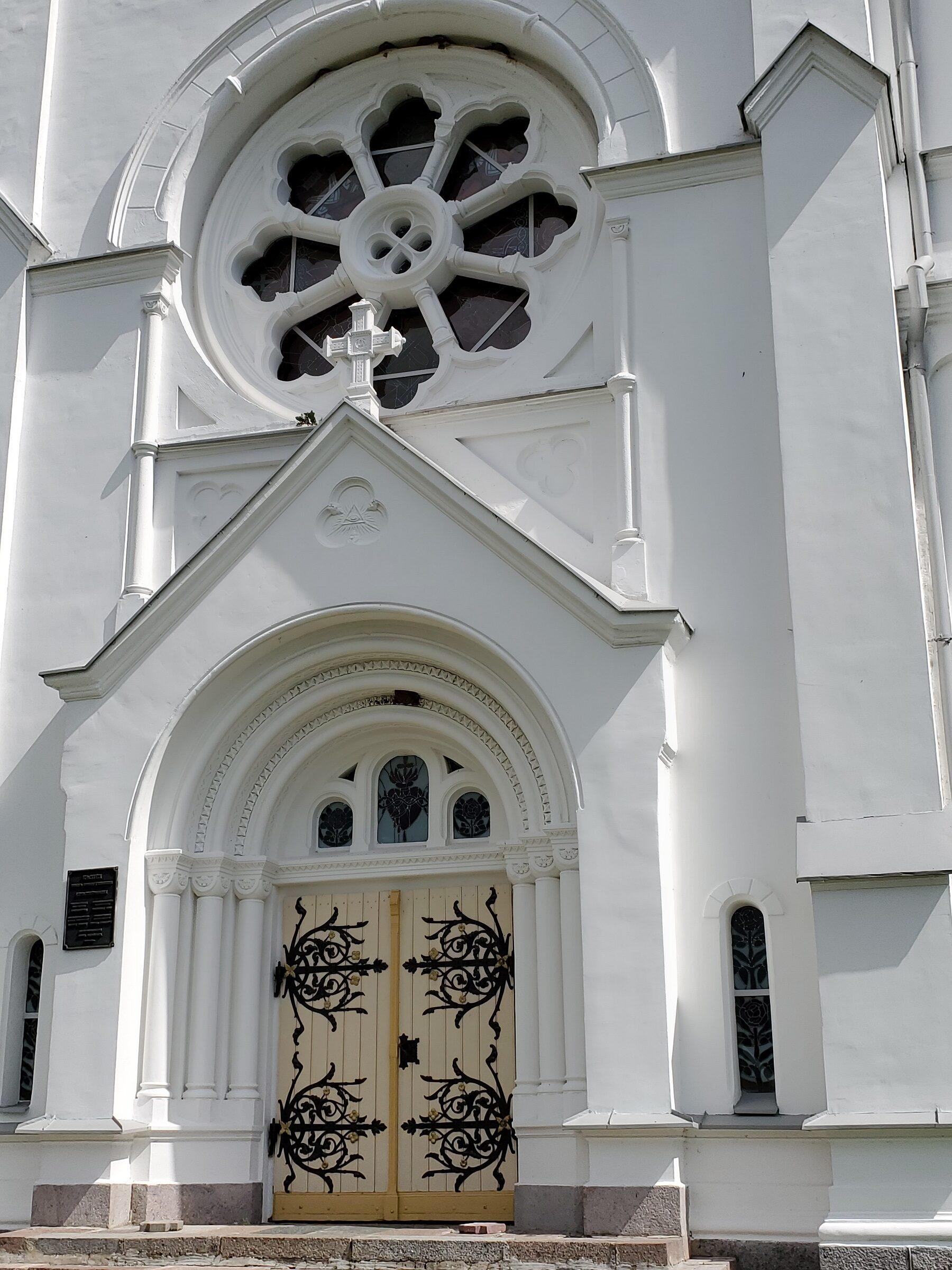 20200730 142548 rotated - Костел Божьего Провидения в Слободке
