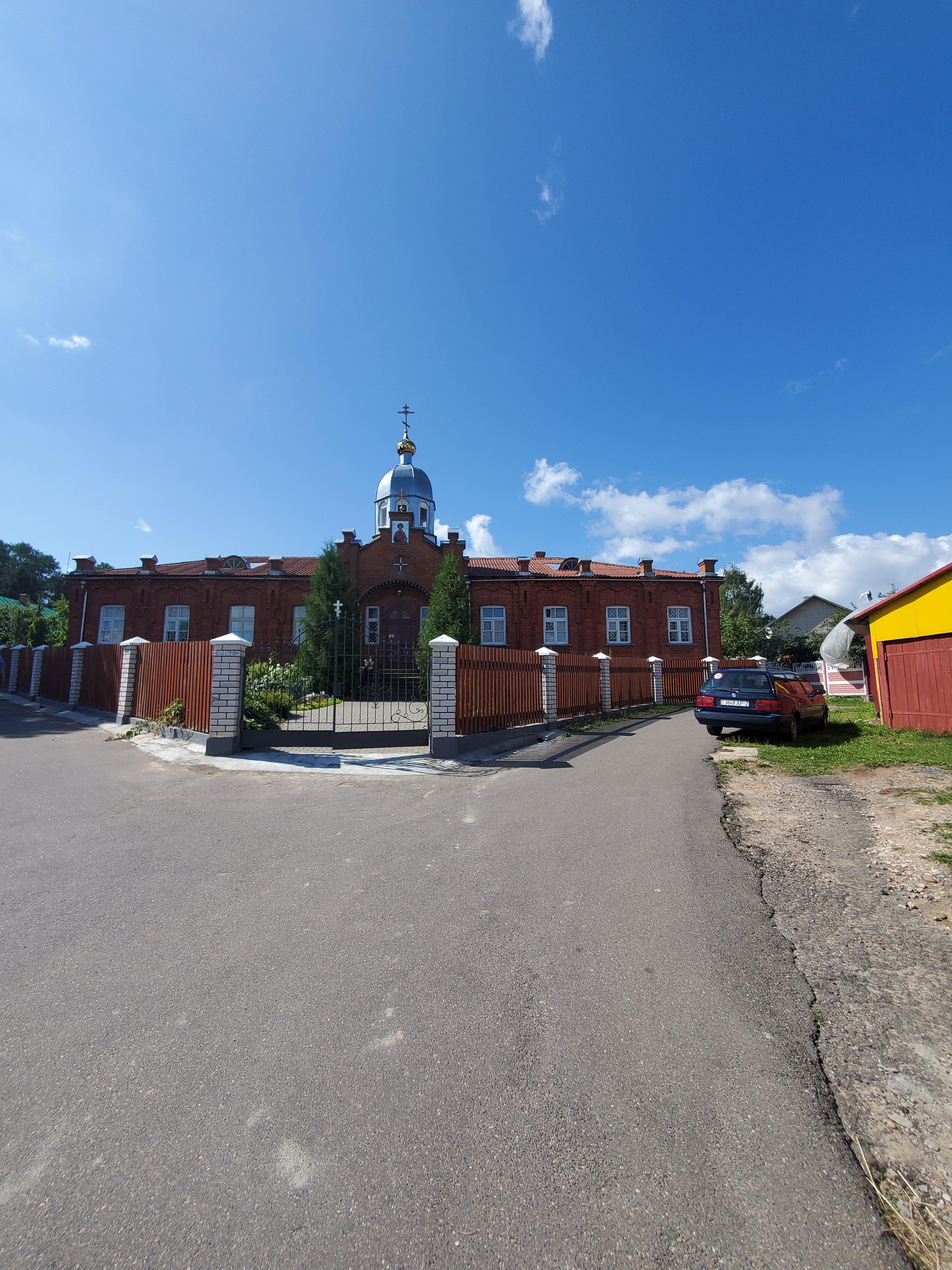 20200801 113413 rotated - Свято-Пантелеимоновский женский монастырь в Браславе