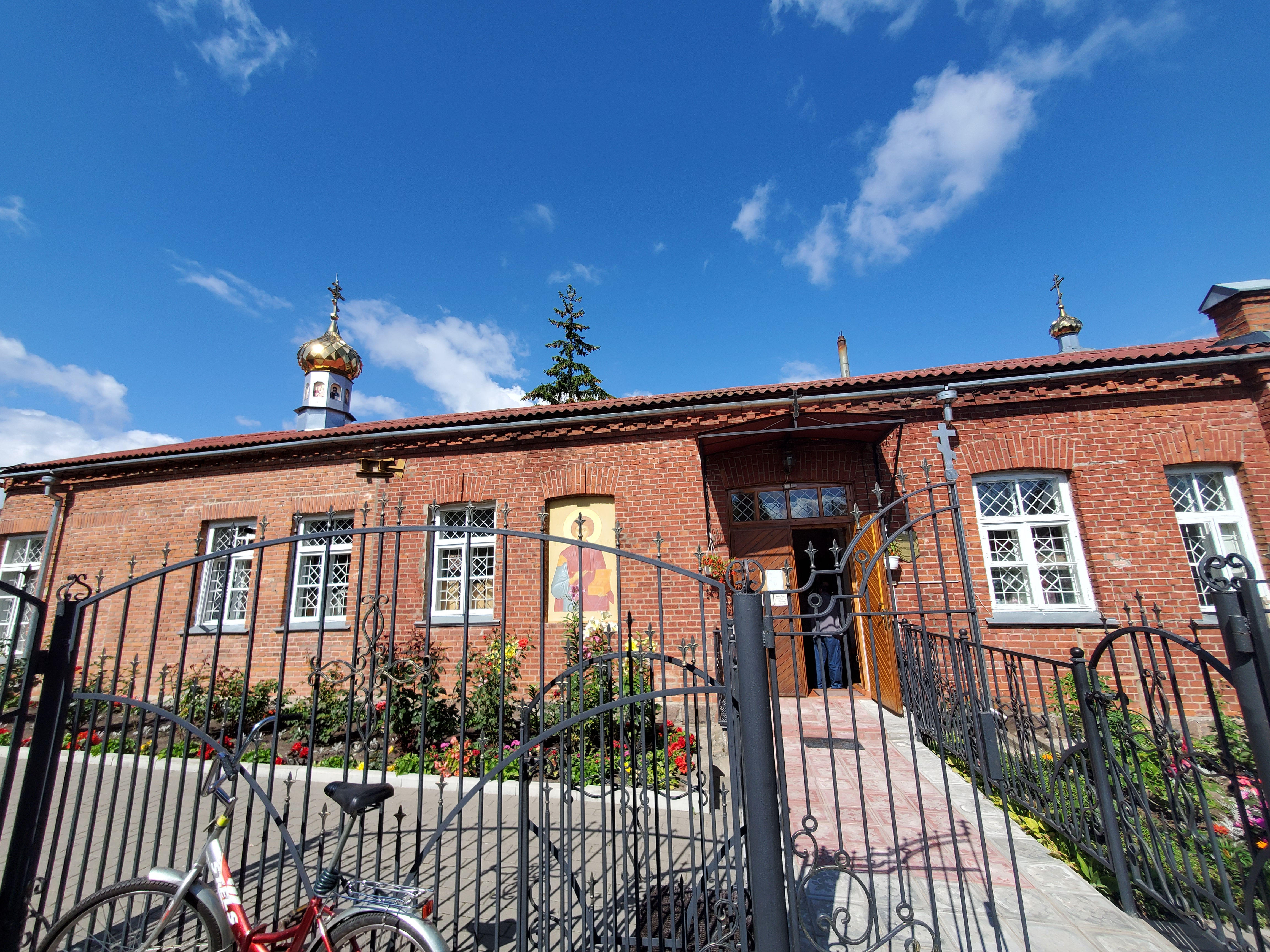20200801 113528 - Свято-Пантелеимоновский женский монастырь в Браславе