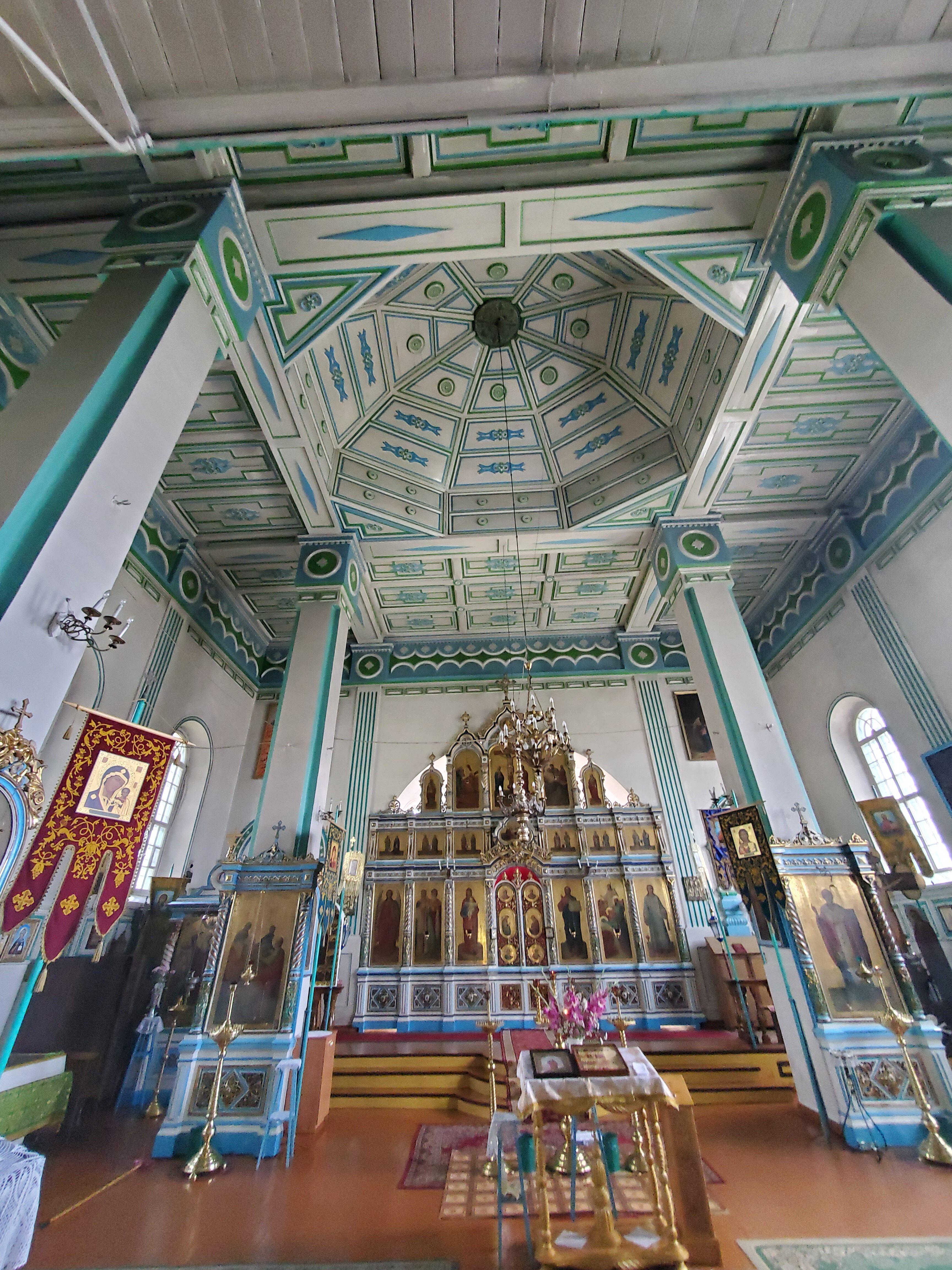 20200801 114508 rotated - Церковь Успения Пресвятой Богородицы в Браславе