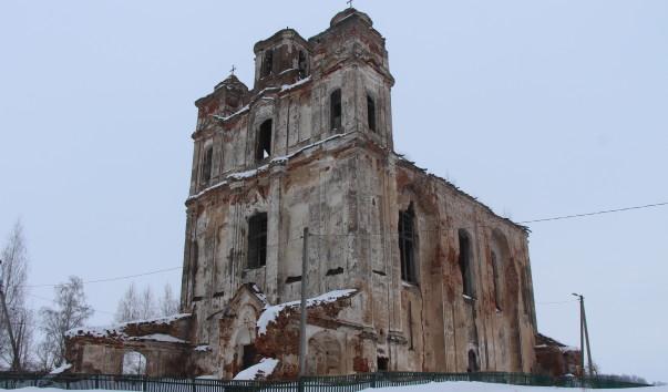 211466 603x354 2 - Костел Святого Антония в Княжицах