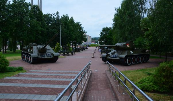212993 603x354 2 - Аллея Воинской Славы в Витебске