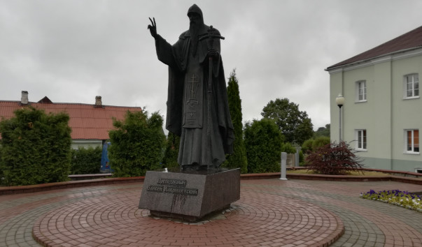 214037 603x354 2 - Памятник Елисею Лавришевскому в Новогрудке