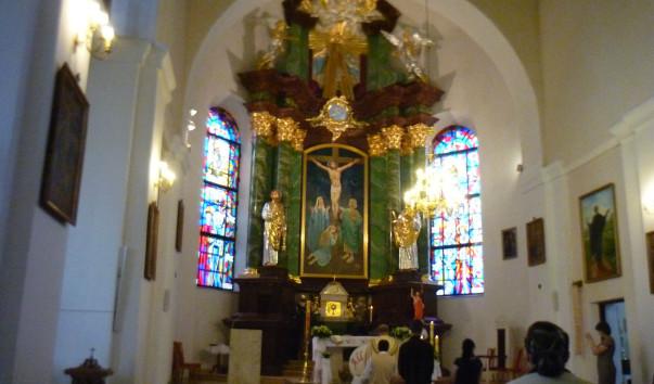 263923 603x354 - Костел Воздвижения Святого Креста в Бресте