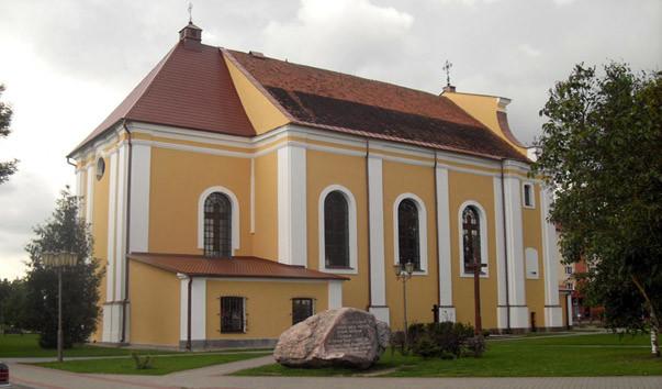 26903 603x354 2 - Церковь Воздвижения Святого Креста в Лиде