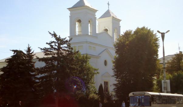 275827 603x354 - Костел Воздвижения Святого Креста в Бресте
