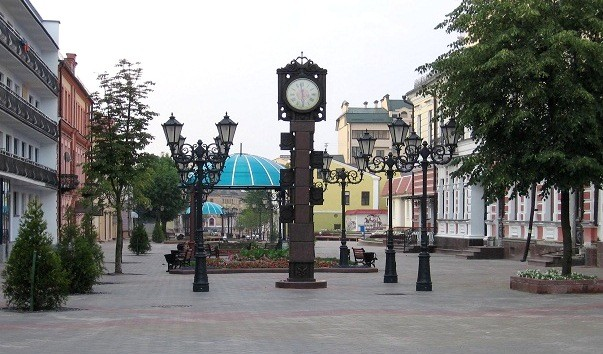 27901 603x354 - Советская улица в Бресте